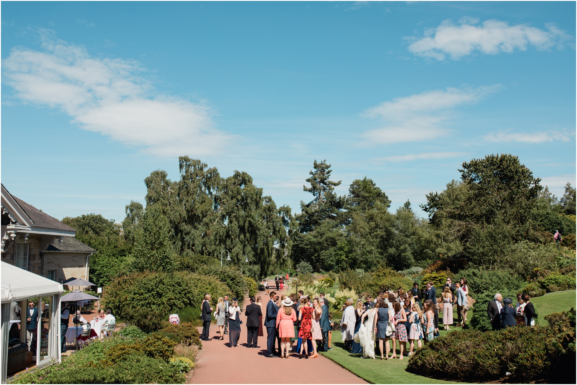 royal botanical gardens edinburgh wedding venue
