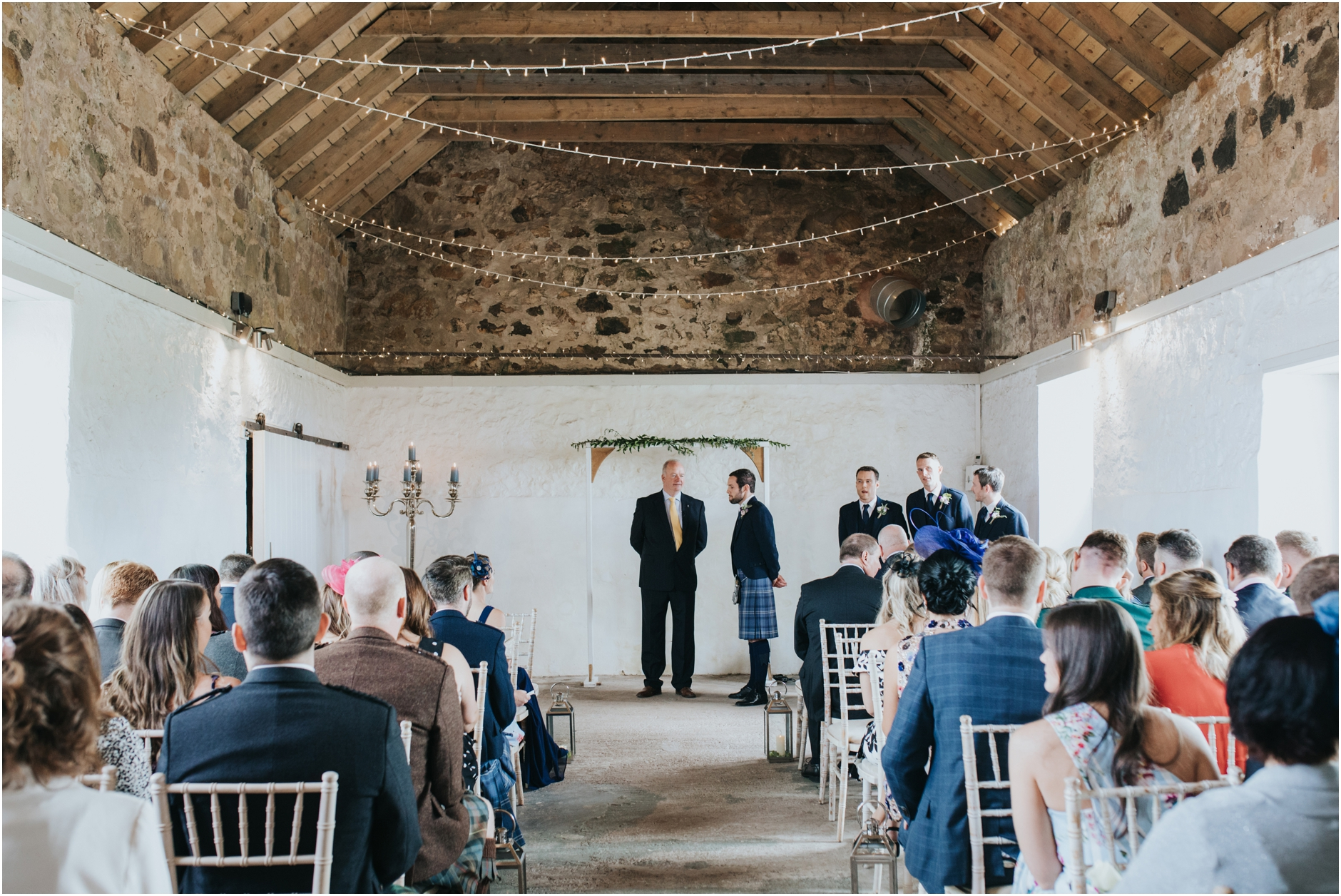 elevant vintage barn wedding scoltand