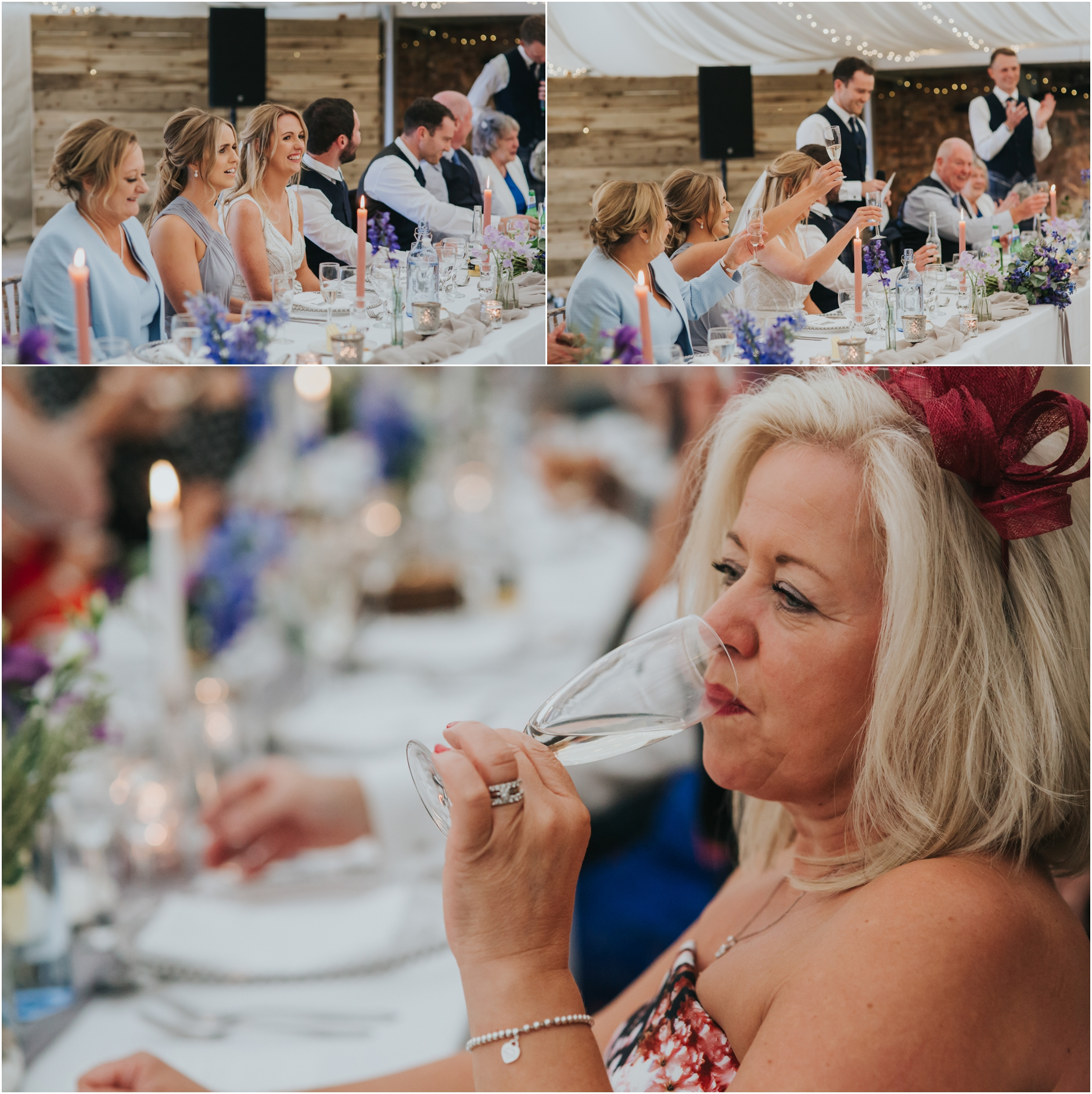 Rustic And Stylish Wedding At Cow Shed, Crail- Gemma