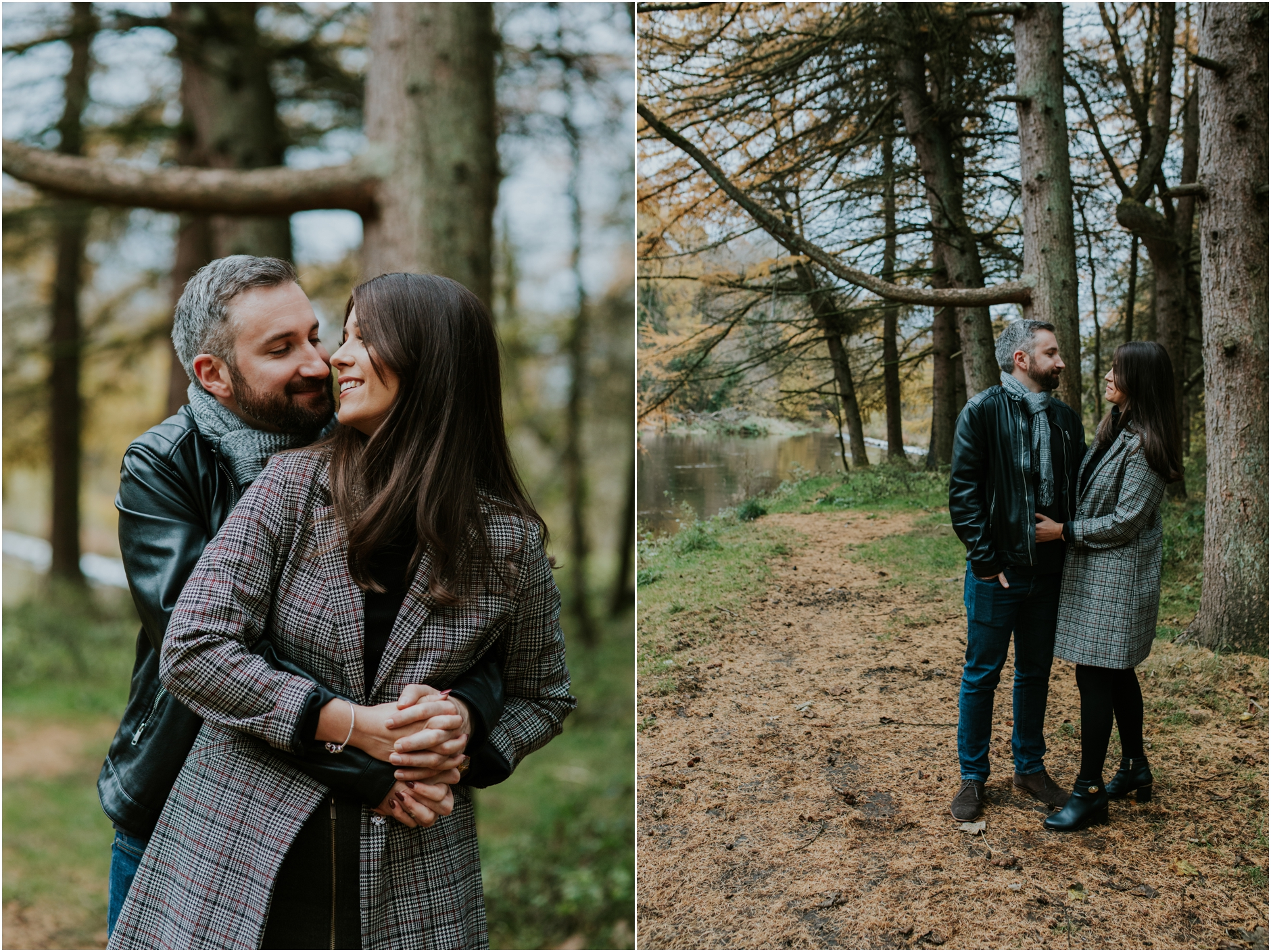 edinburgh pre wedding shoot