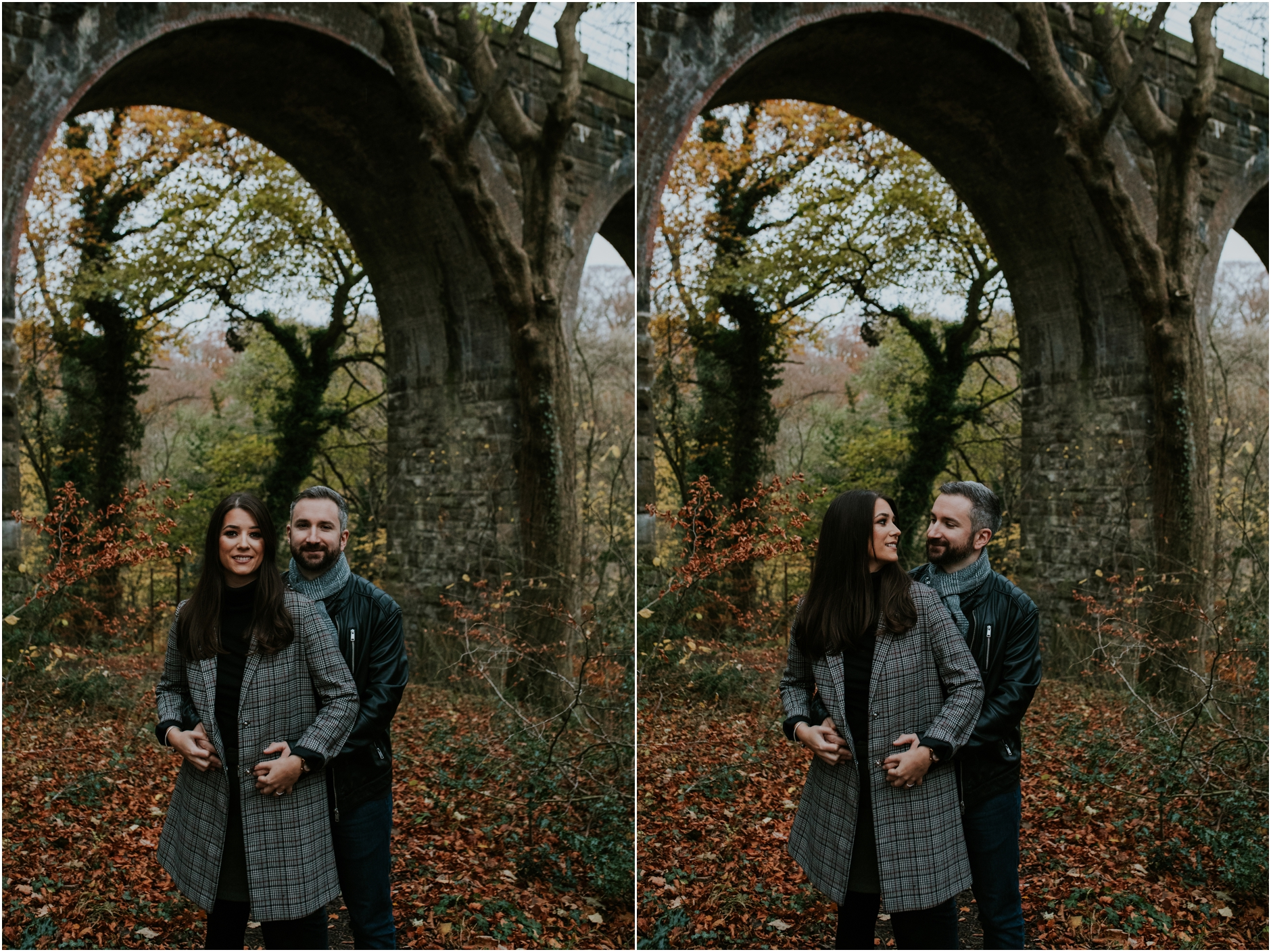 edinburgh wedding photogpraher engagement shoot