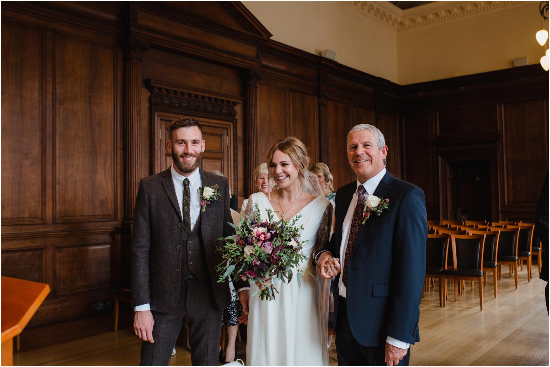 edinburgh weddings elopement relaxed