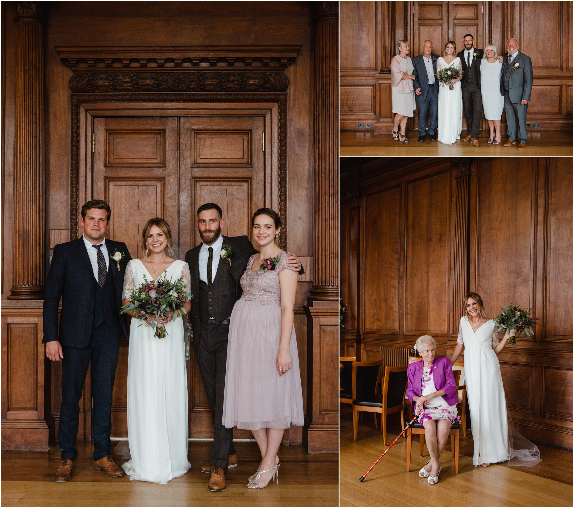 edinburgh city wedding