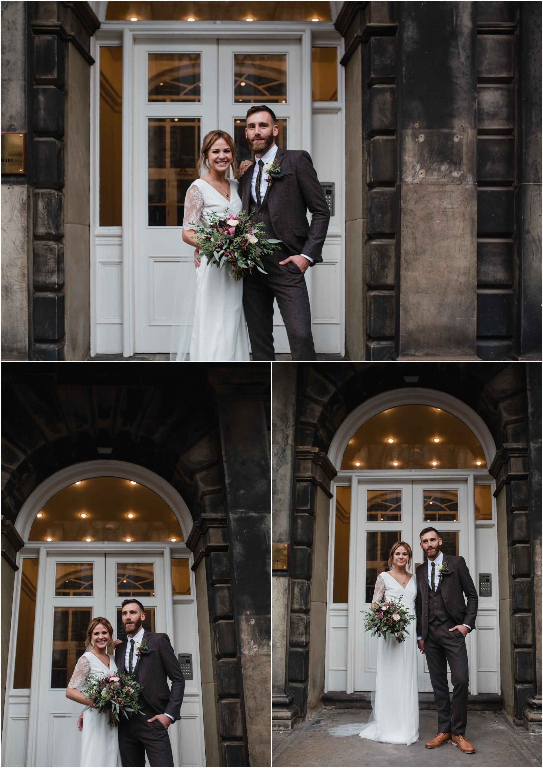 edinburegh city chambers small wedding