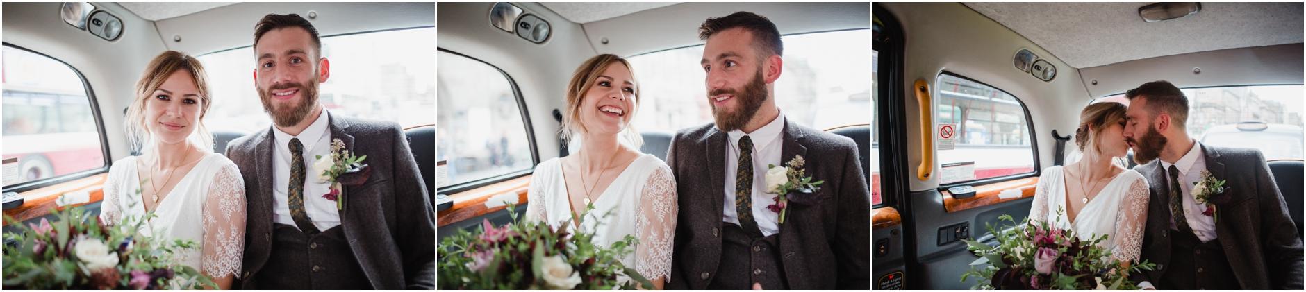 small edinburgh wedding elopement photographer