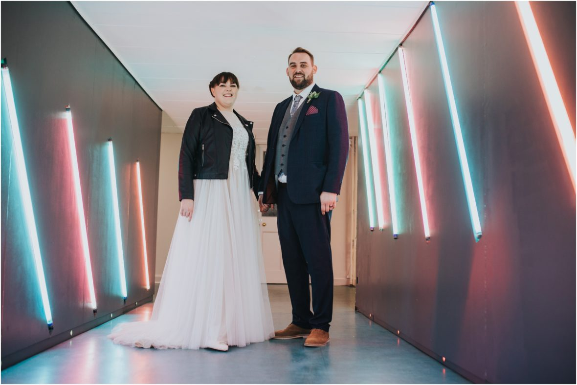 alternative wedding edinburgh