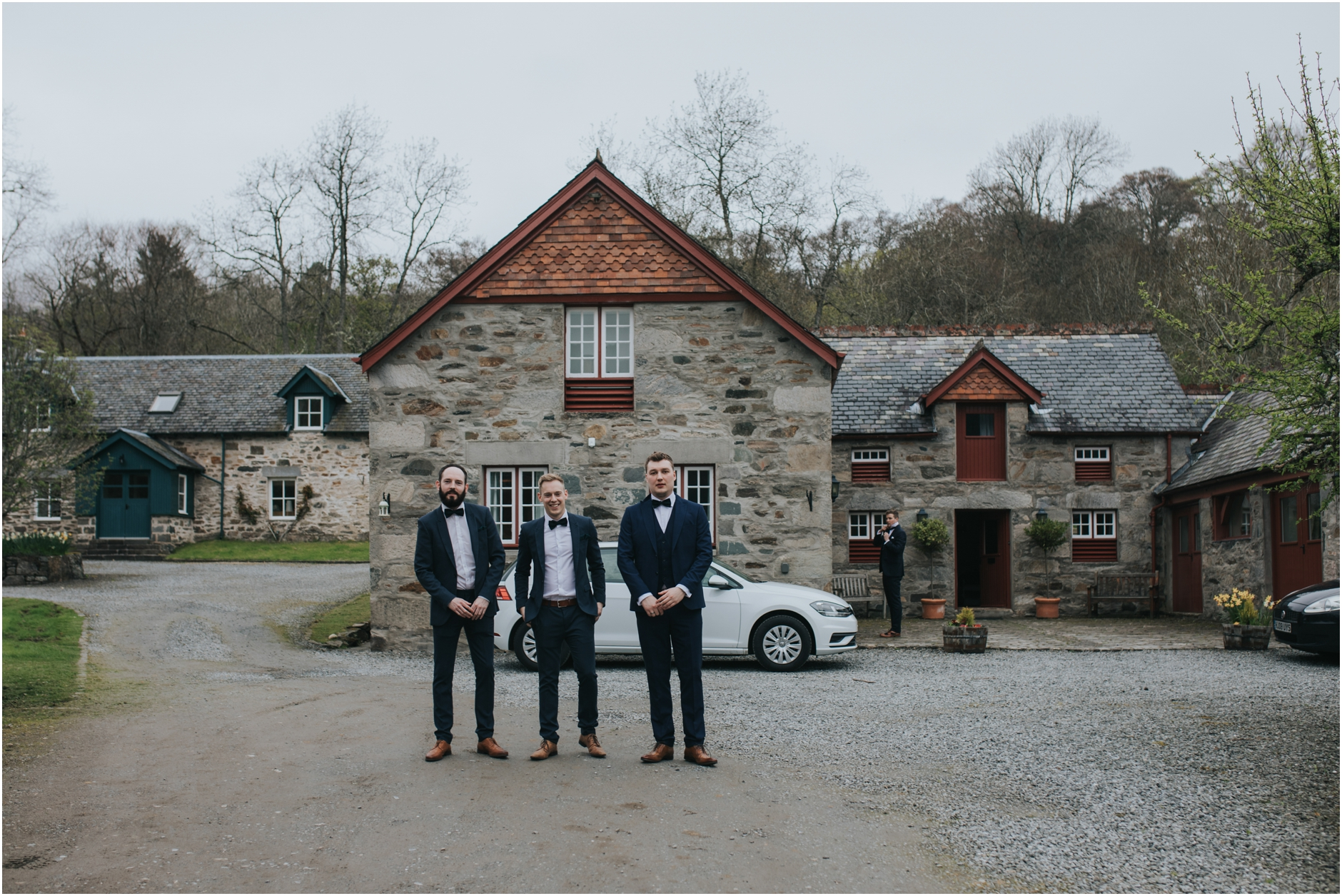 scottish village hall wedding photographer