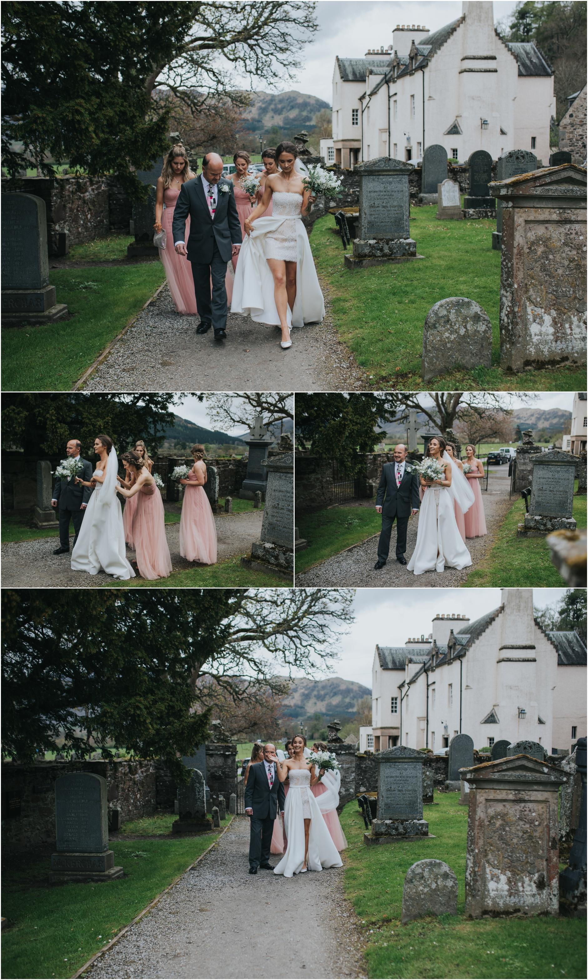rusticscottish village hall wedding photographer