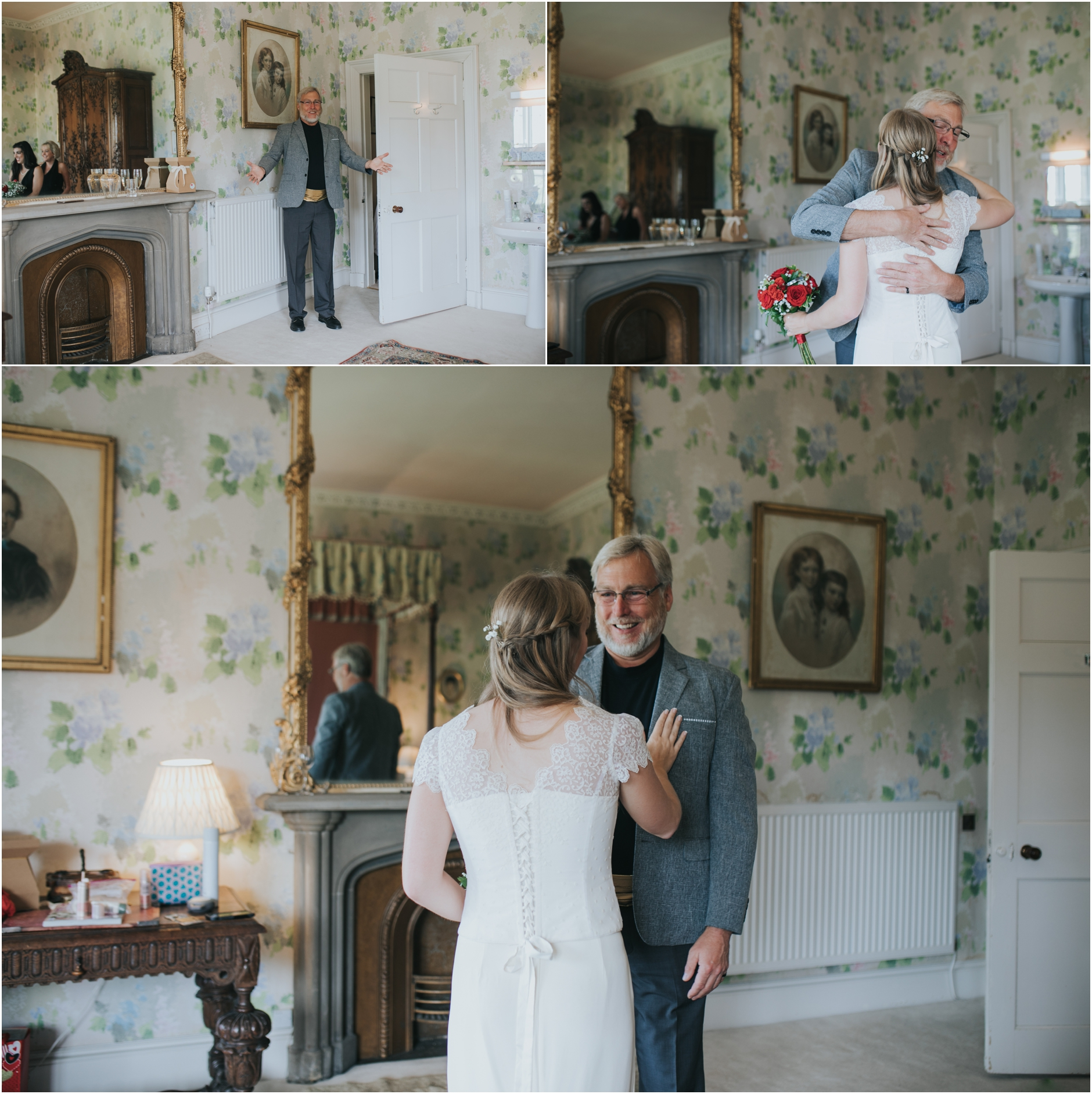 scottish castle elopement