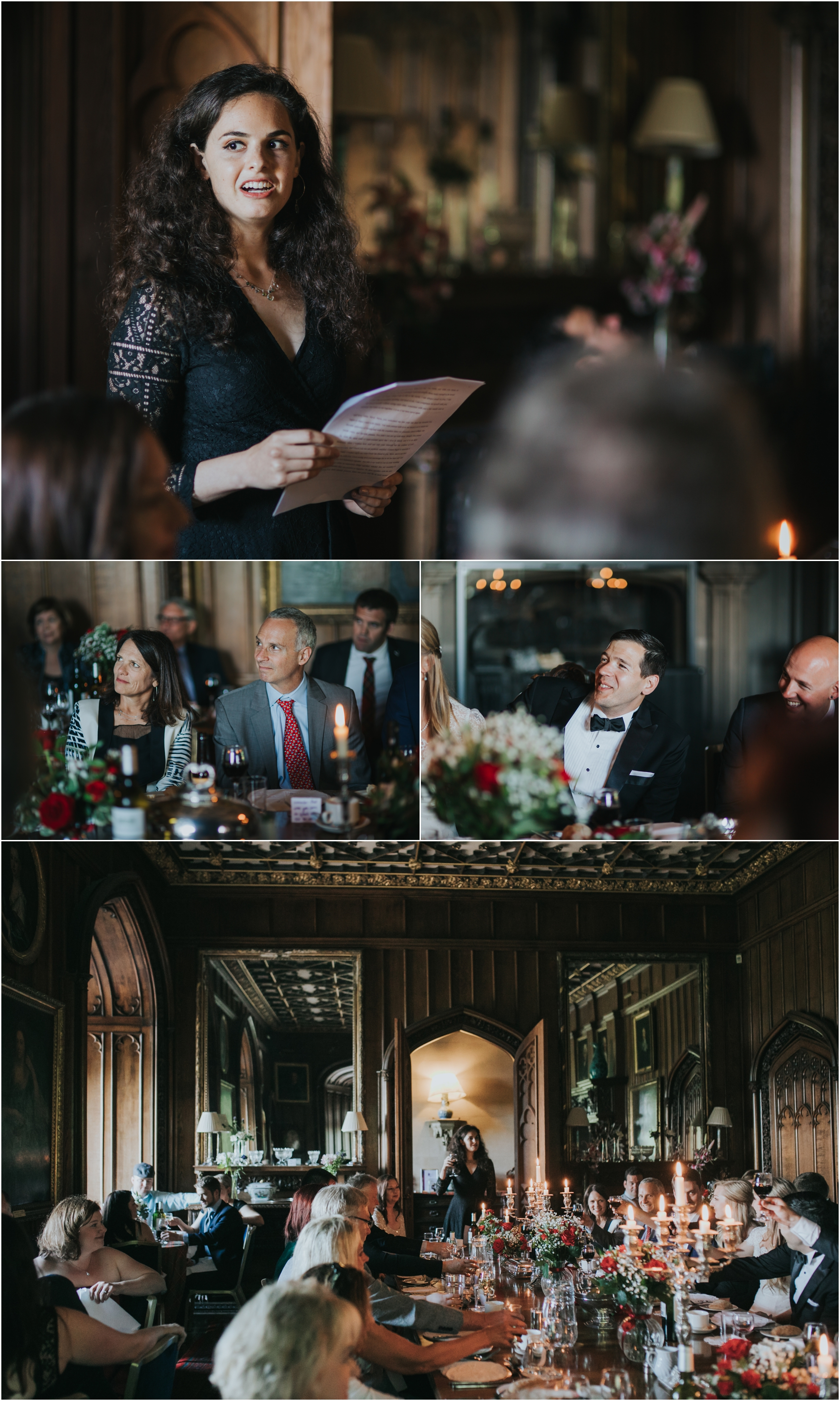 sunny scottish castle wedding photographer