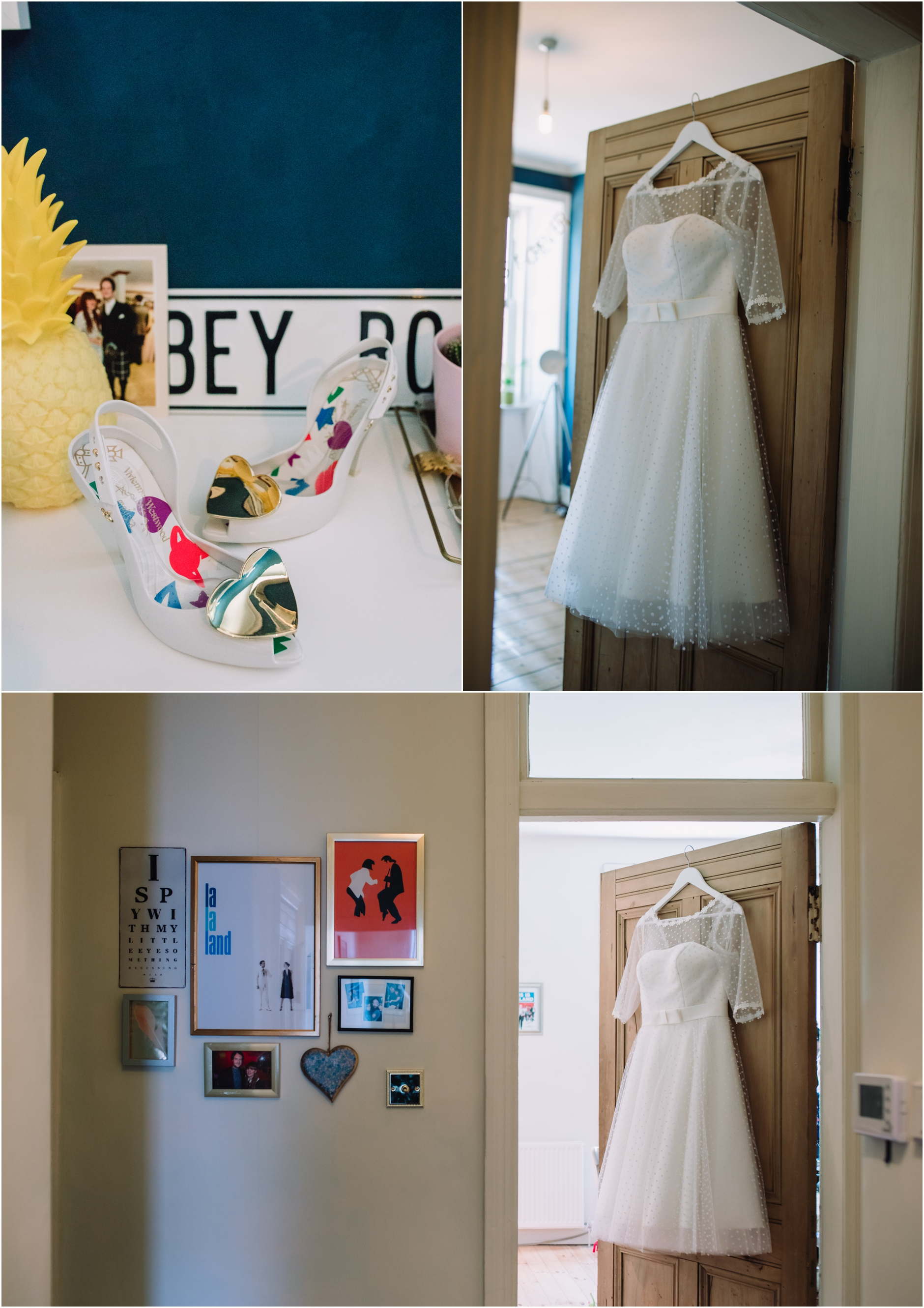 summerhall wedding edinburgh alternative