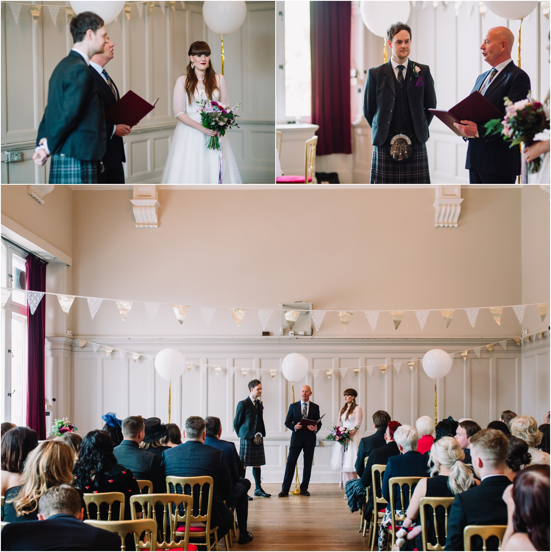 edinburgh summerhall wedding