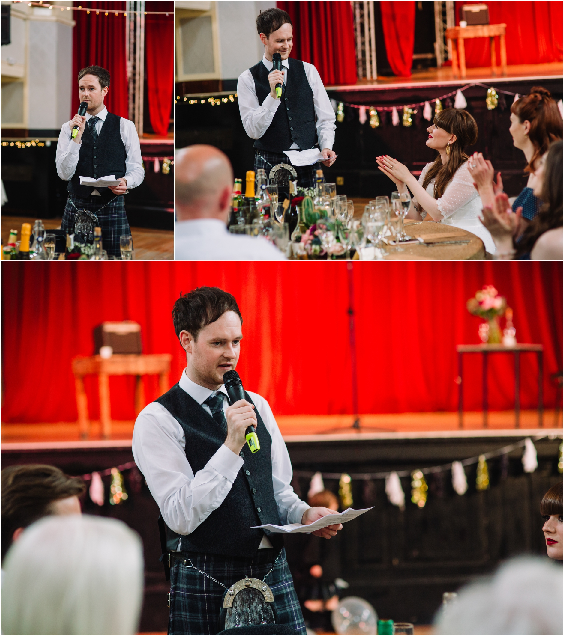 portobello town hall wedding edinburgh