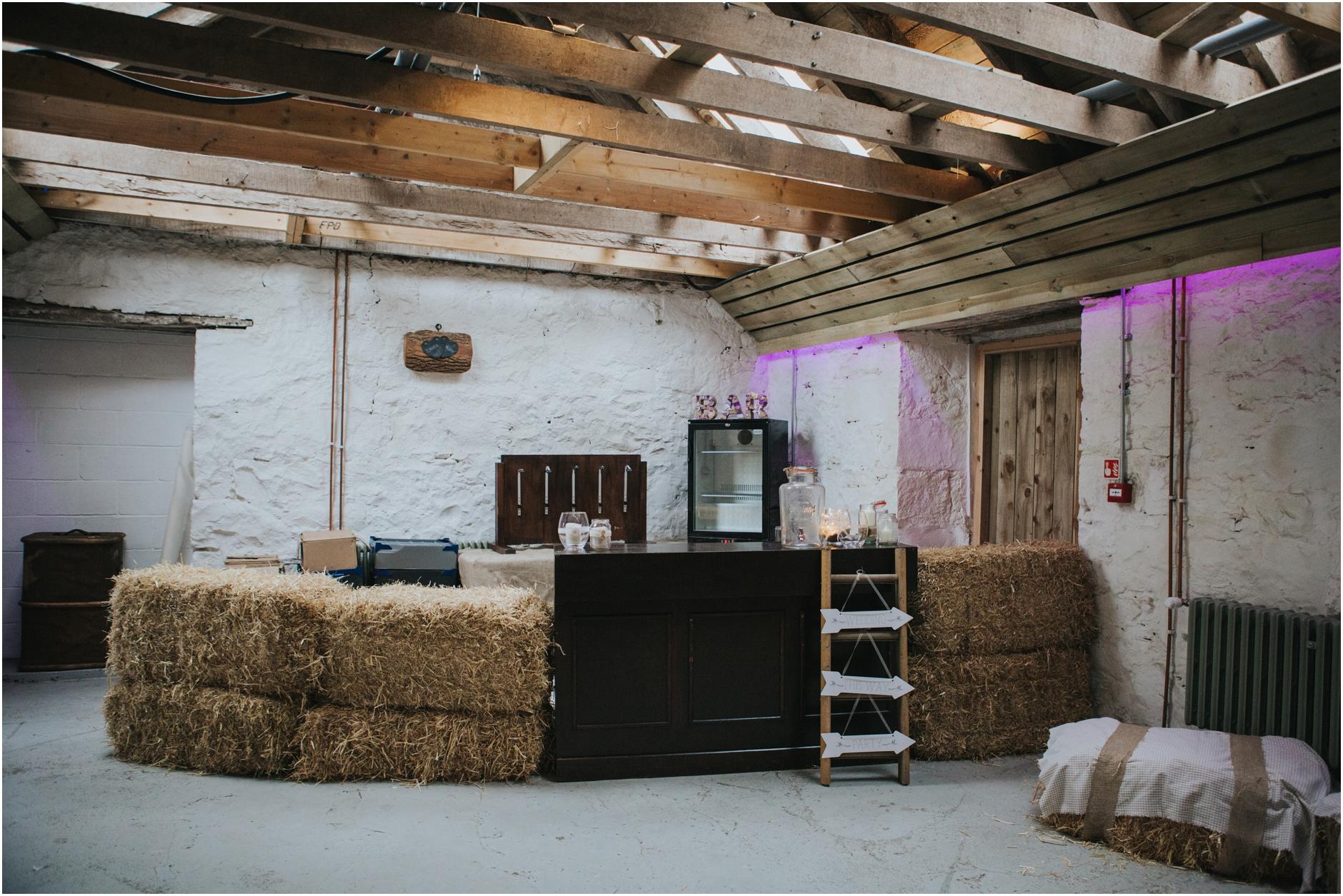 comrie croft barn wedding scotland