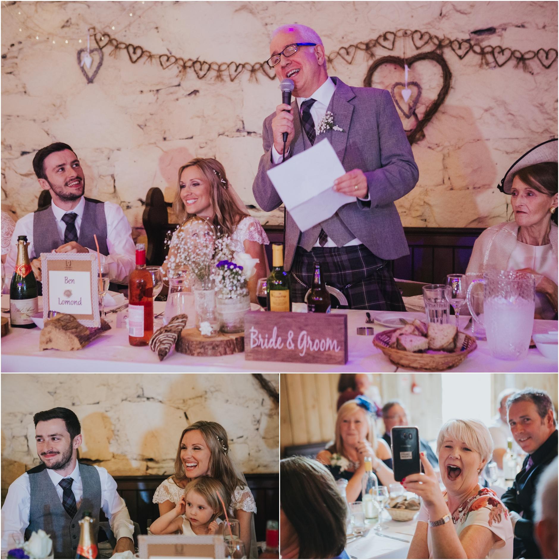 comrie croft alternative wedding photography