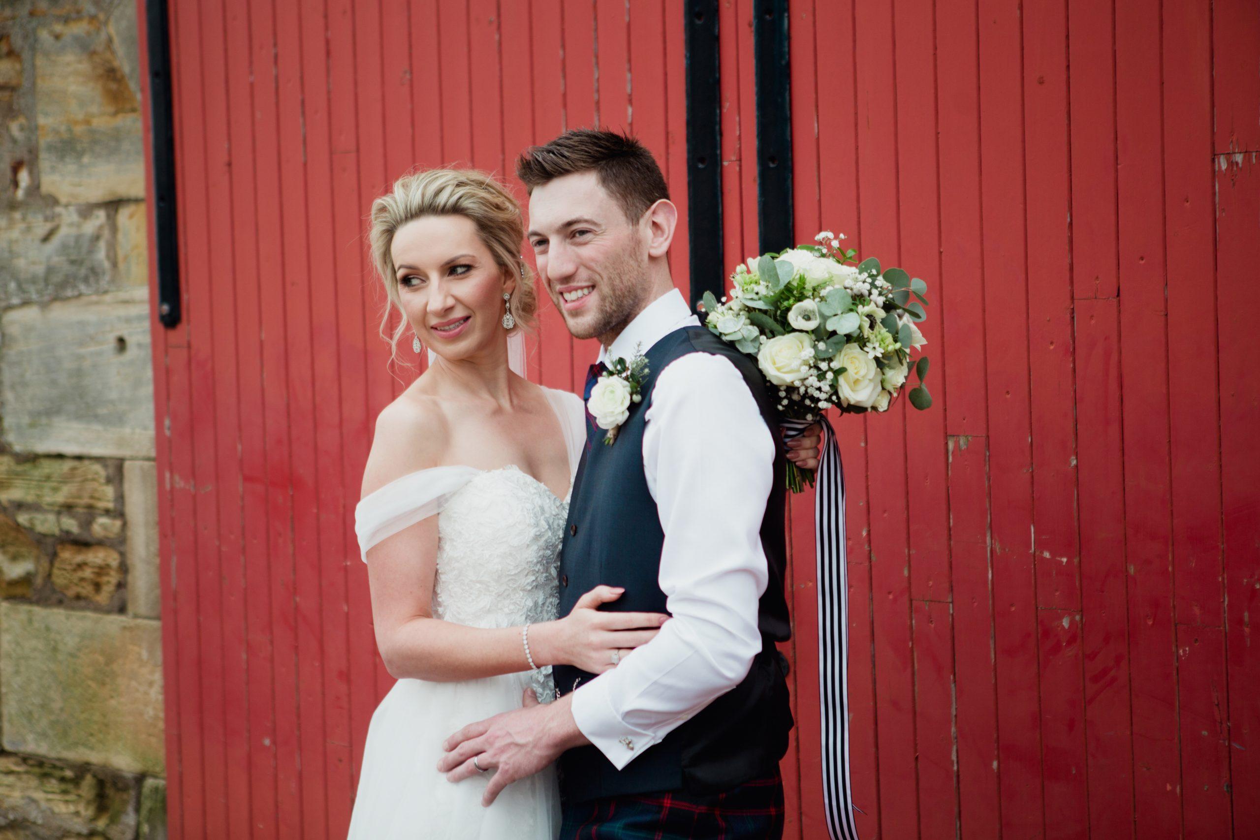 kinkell byre barn wedding scotland st andrews