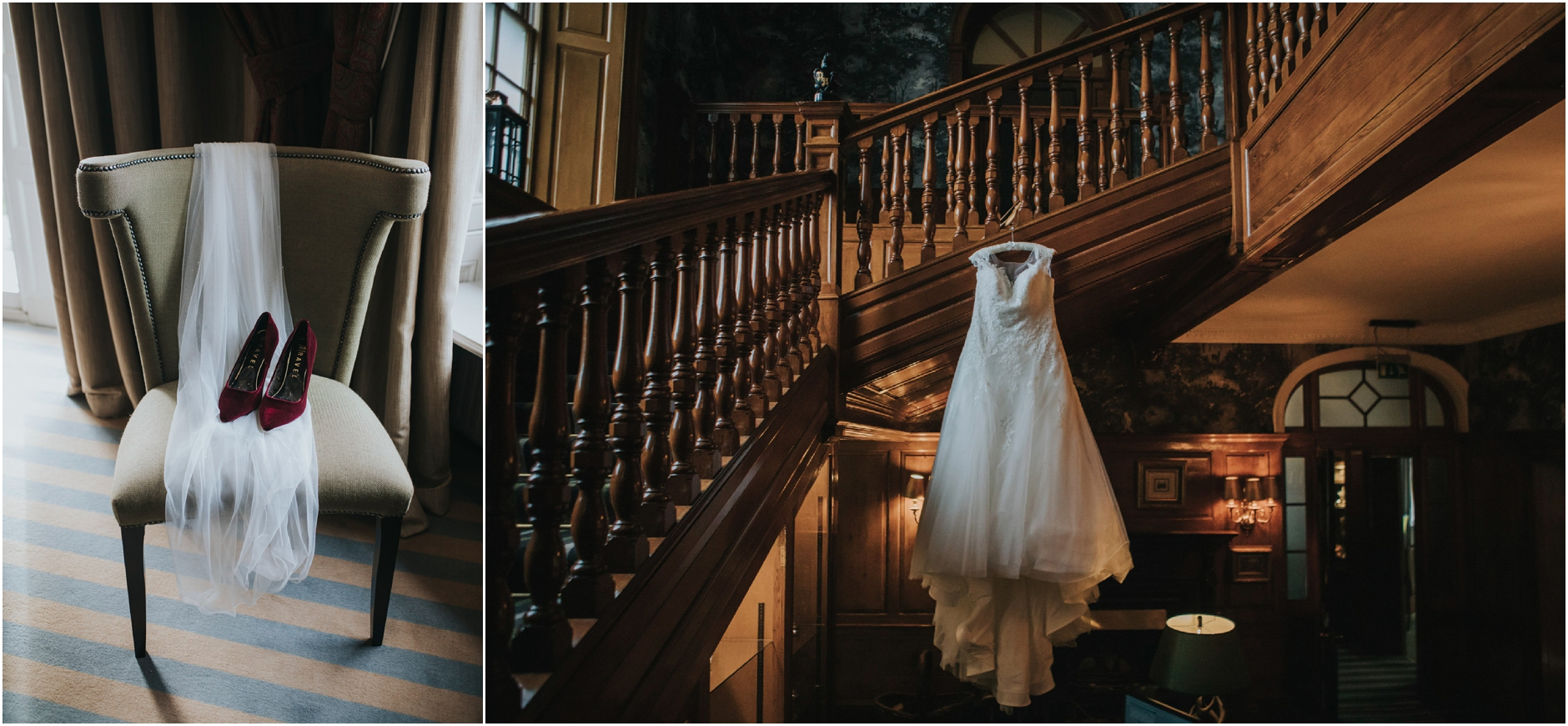 dunkeld house autumn wedding