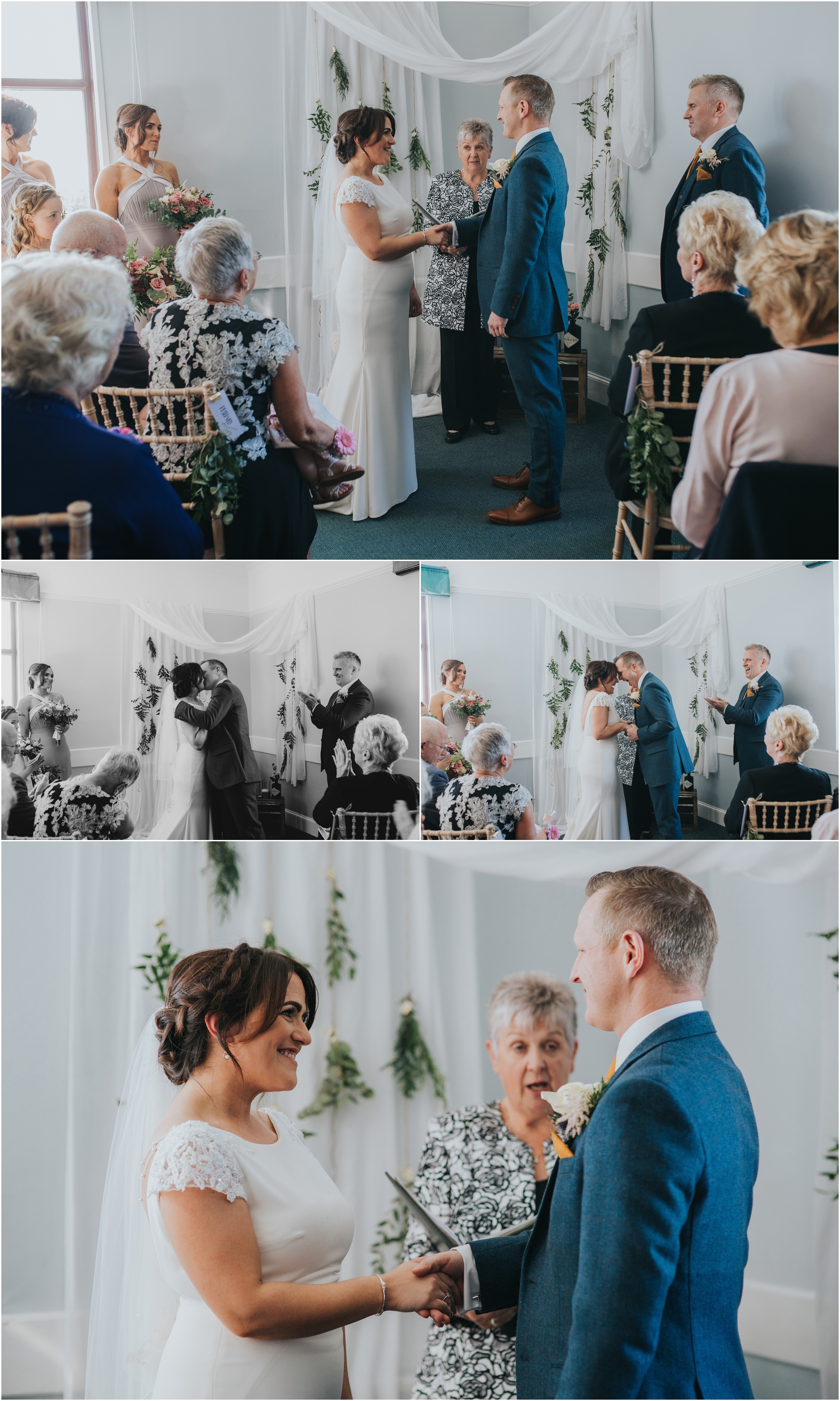 monikie village hall memorial dundee wedding photographer