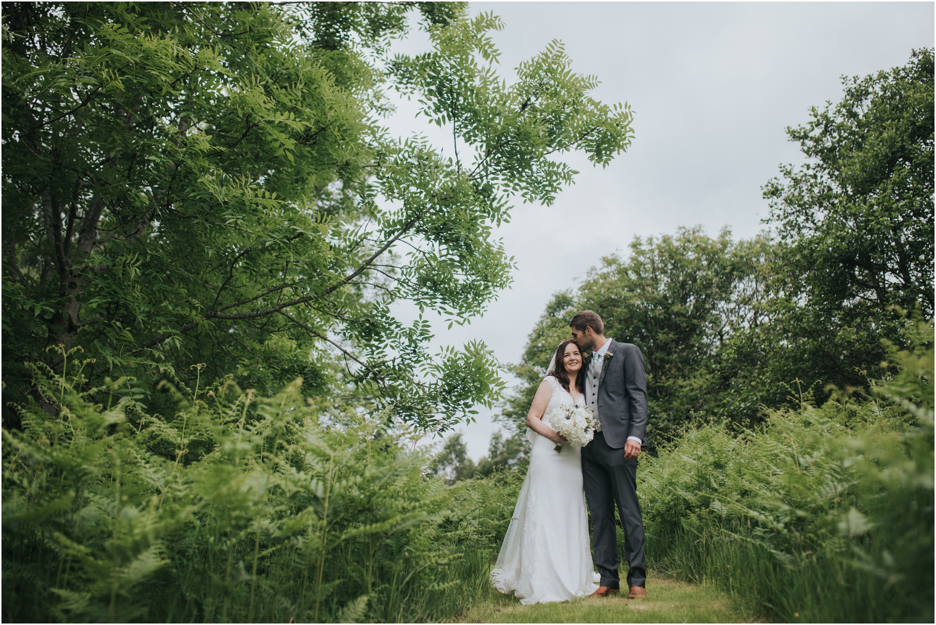 craggantoul aberfeldy scottish highlands elopement