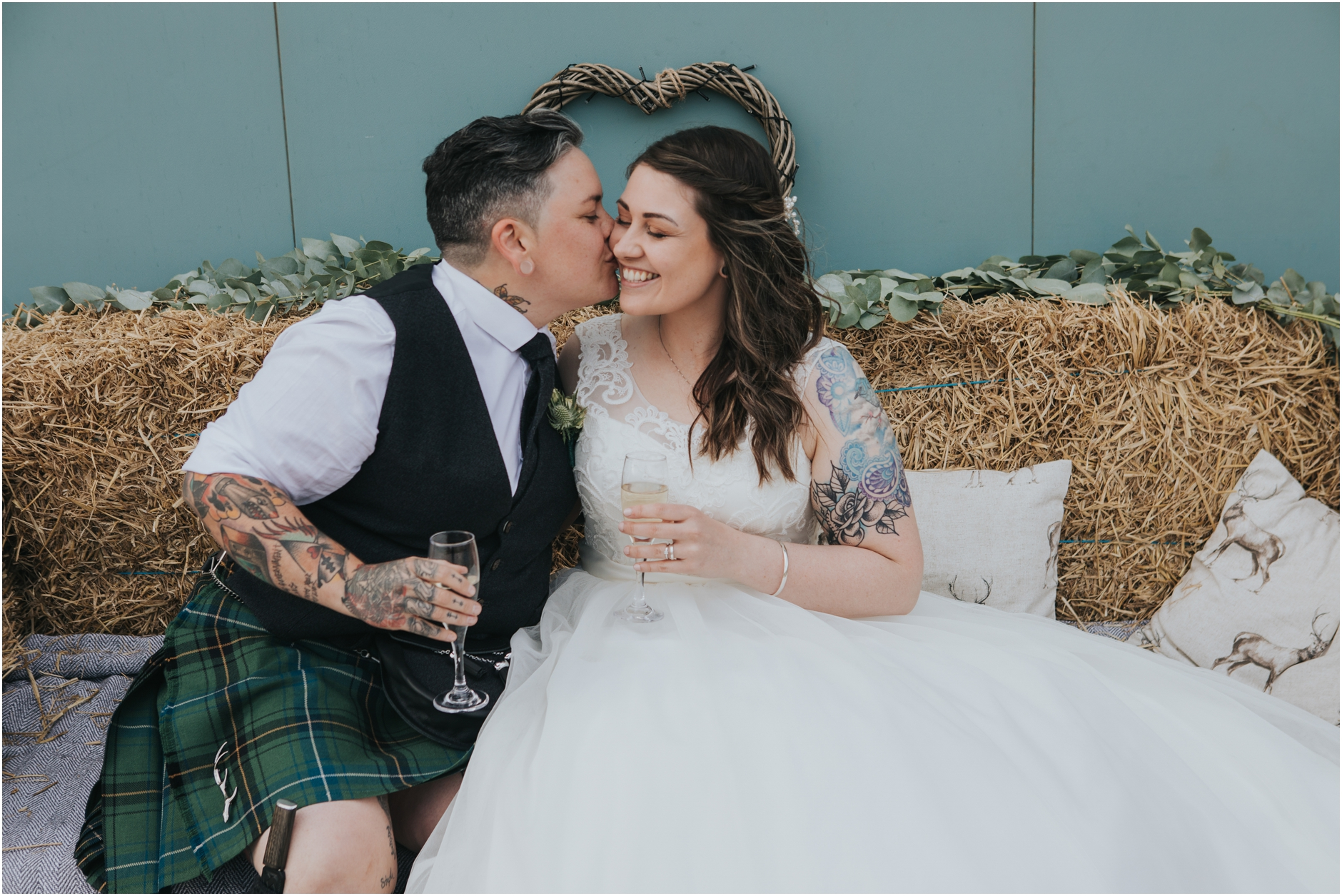 same sex wedding photographer gay wedding scotland edinburgh
