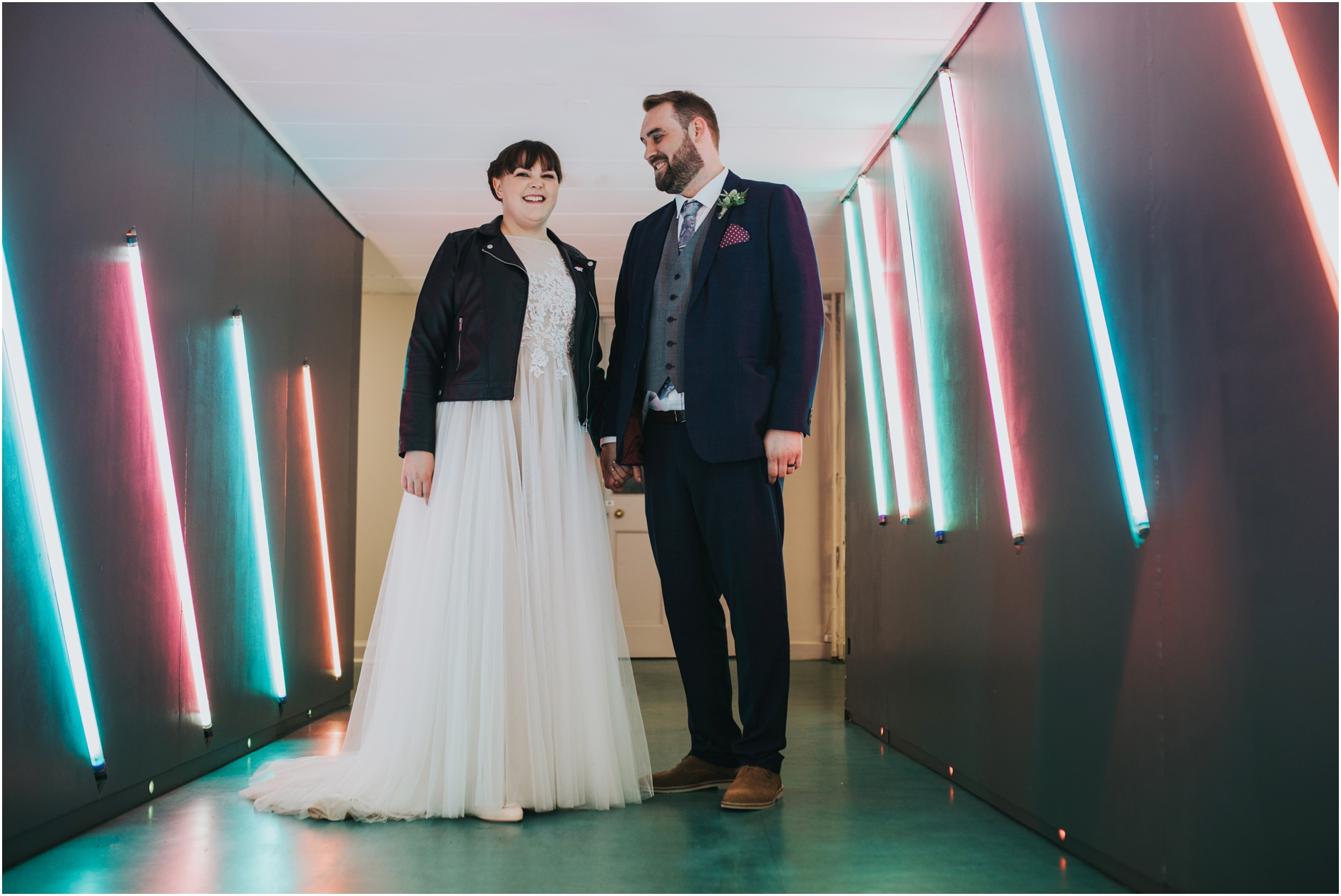 summerhall alternative wedding photographer