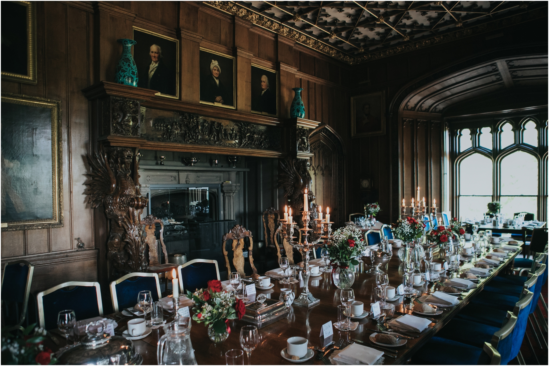scottish castle elopement duns castle photographer borders
