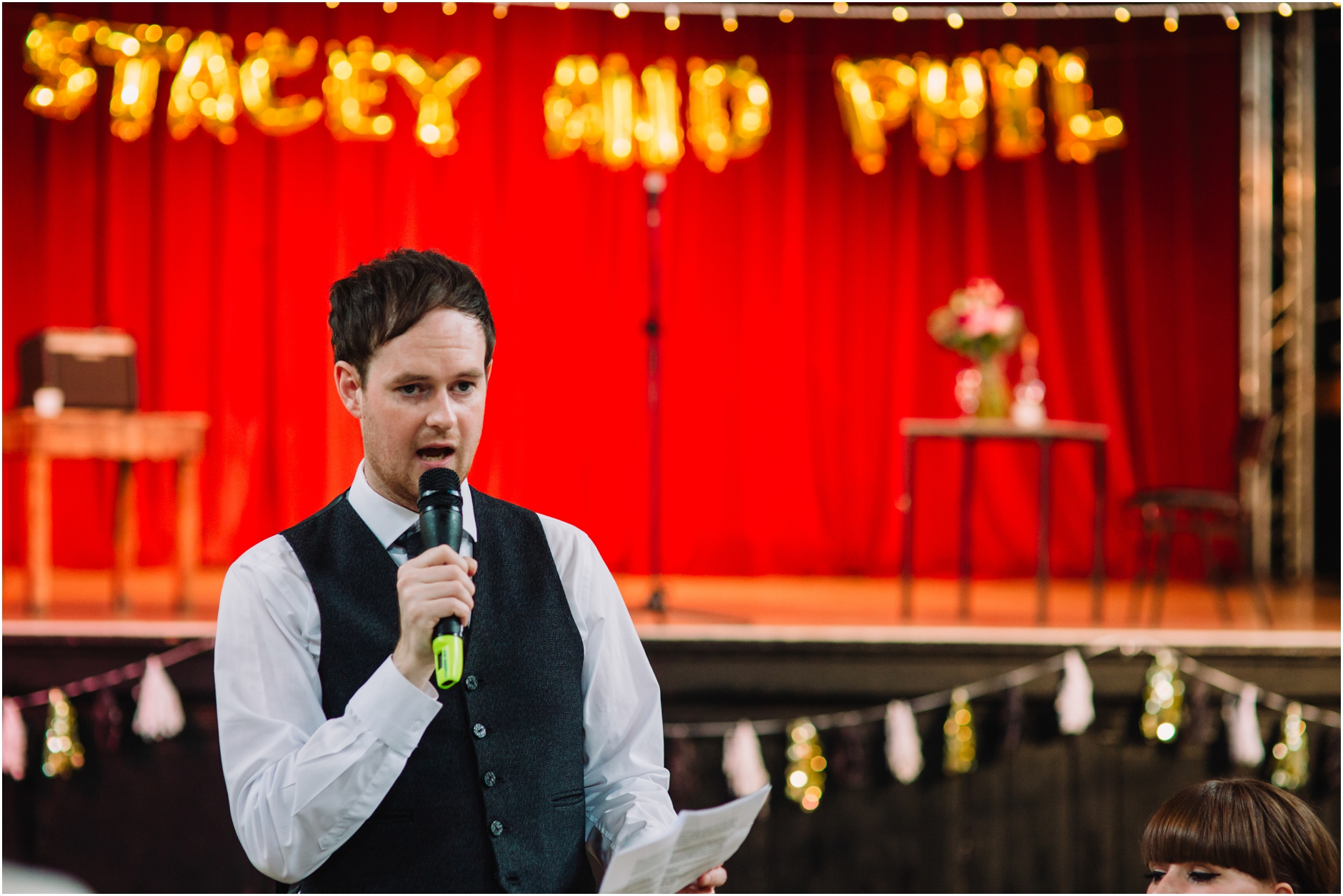 groom speech at portobellow town hall wedding