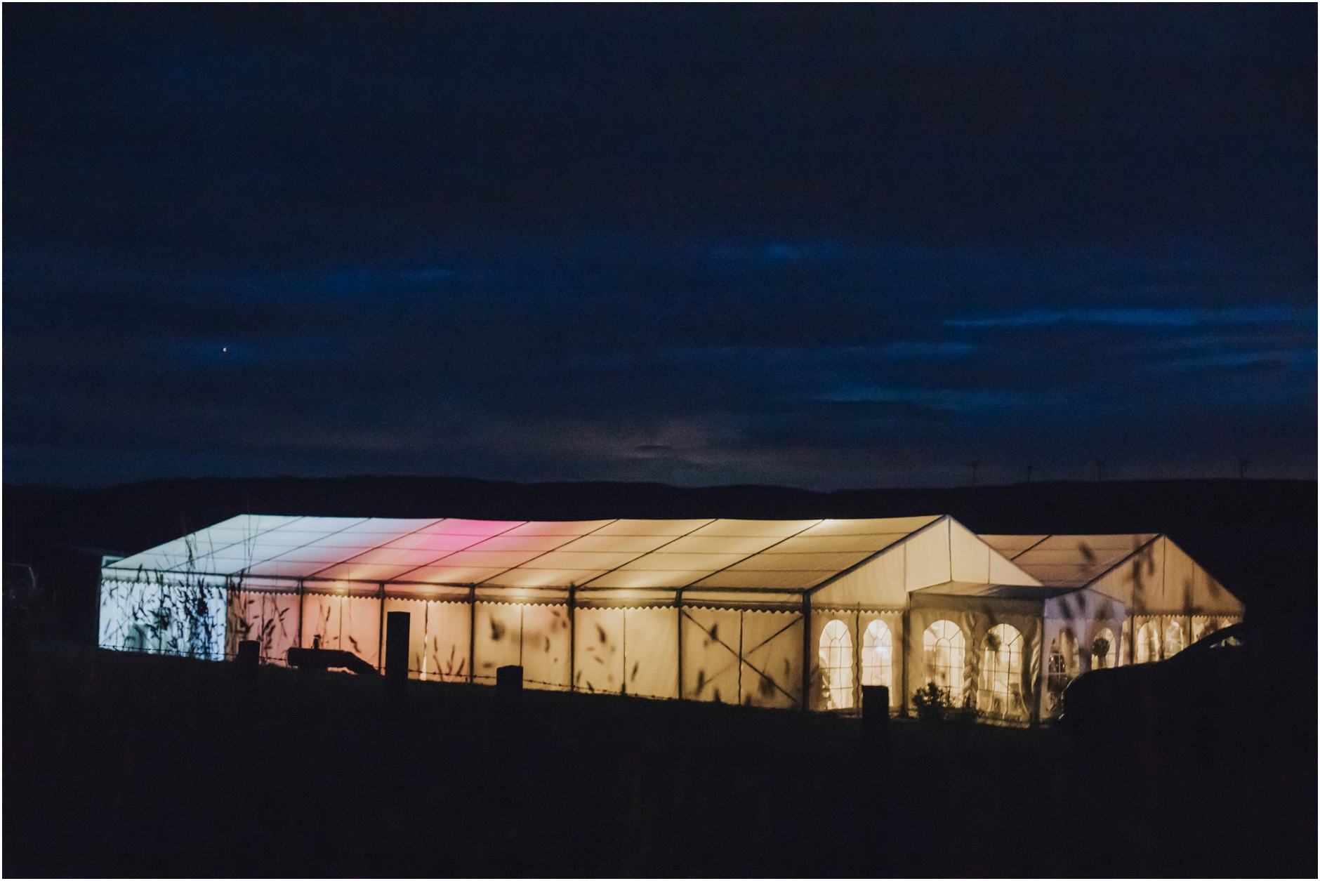 scottish farm marquee wedding photographer