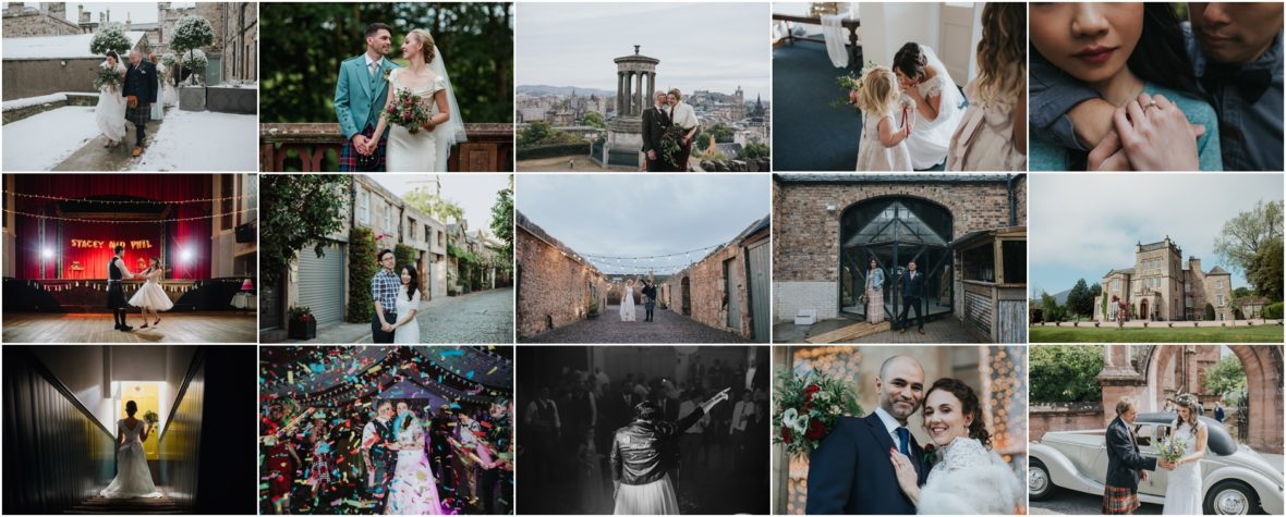 best edinburgh wedding photographer scotland
