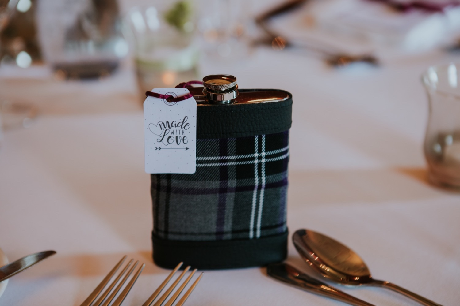 edinburgh wedding at carberry tower