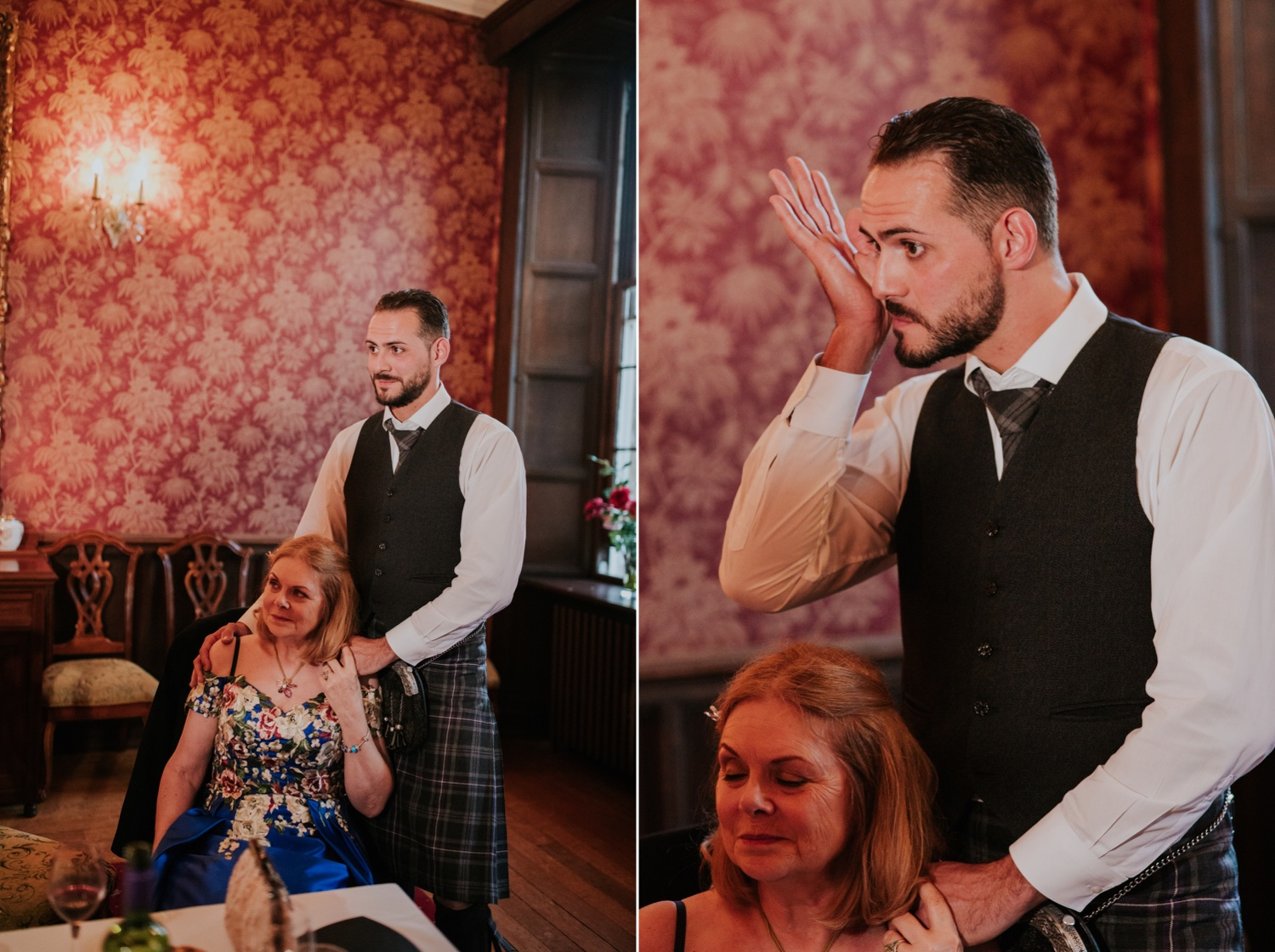 french weddings in scotland