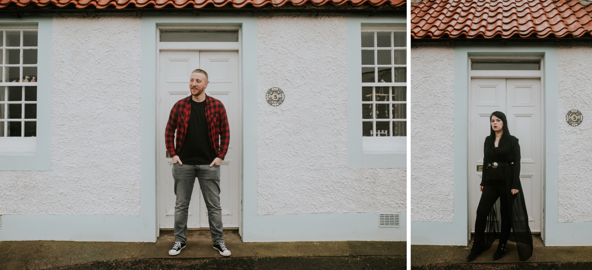 elie pittenweem jady janets tower pre wedding photographer