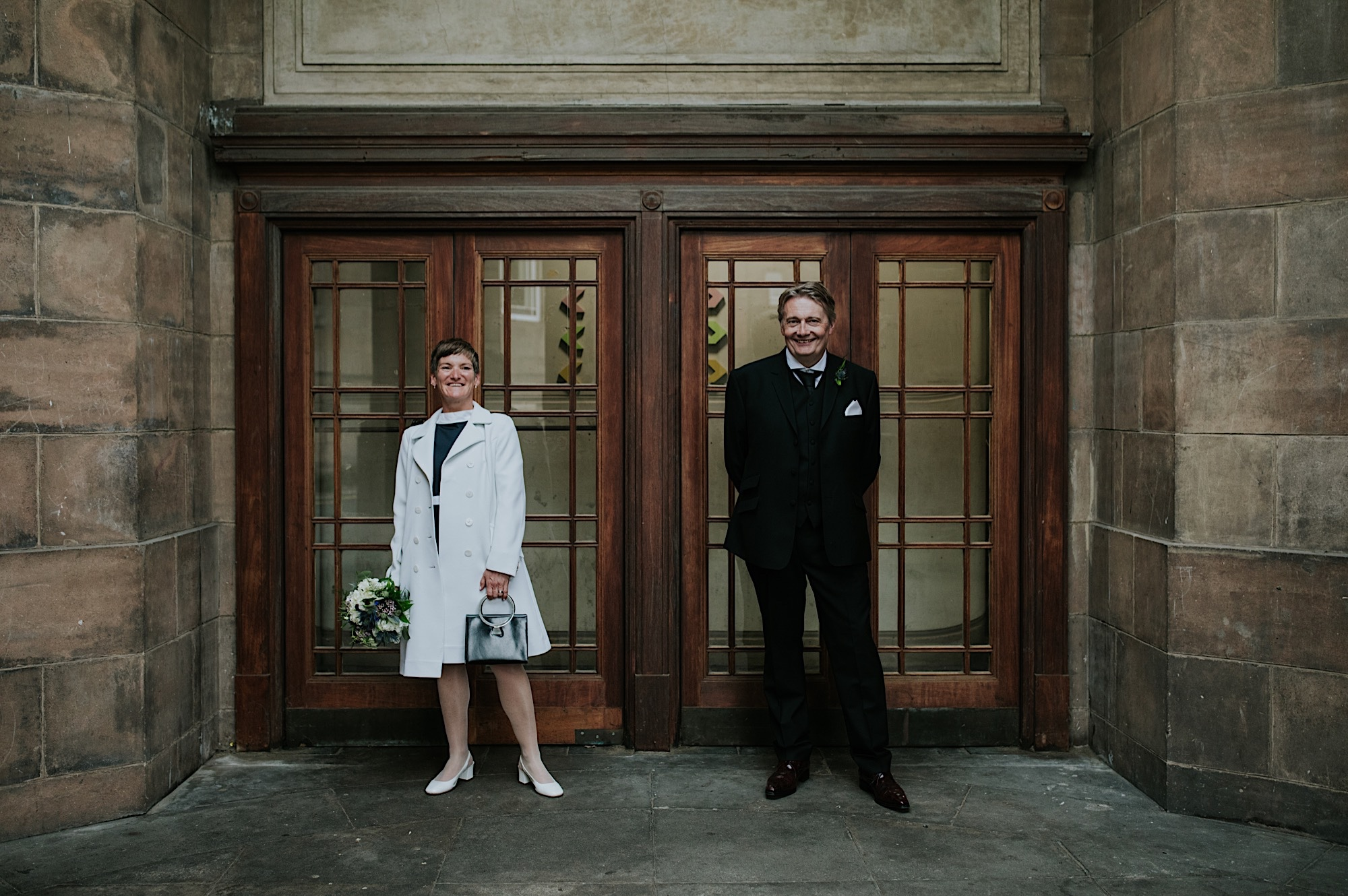 leith theatre wedding photography