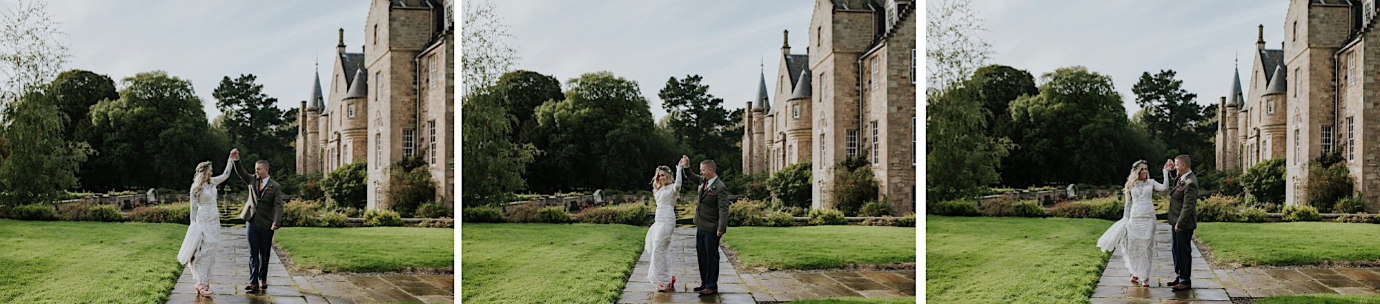 carberry tower edinburgh elopement