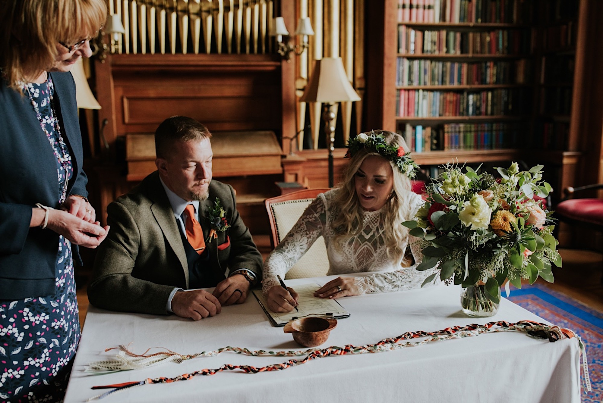 scottish humanist elopement wedding