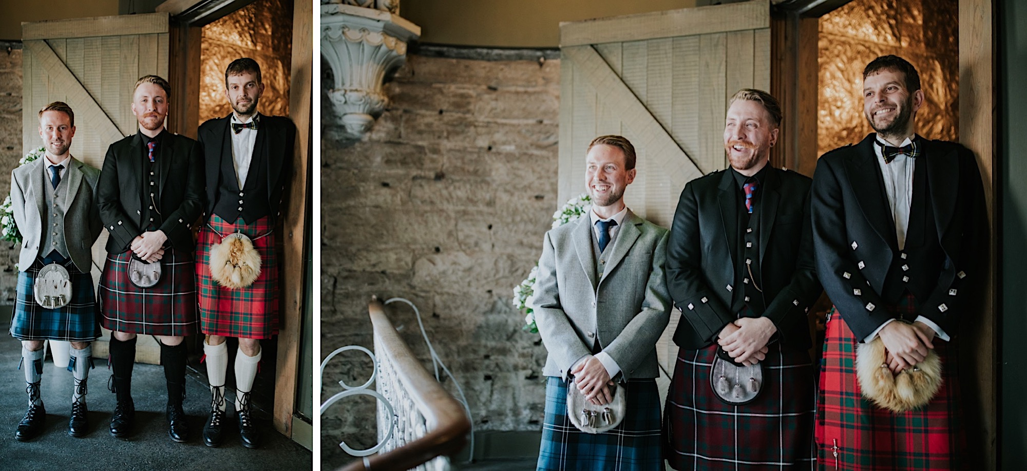 ghillie dhu edinburgh wedding