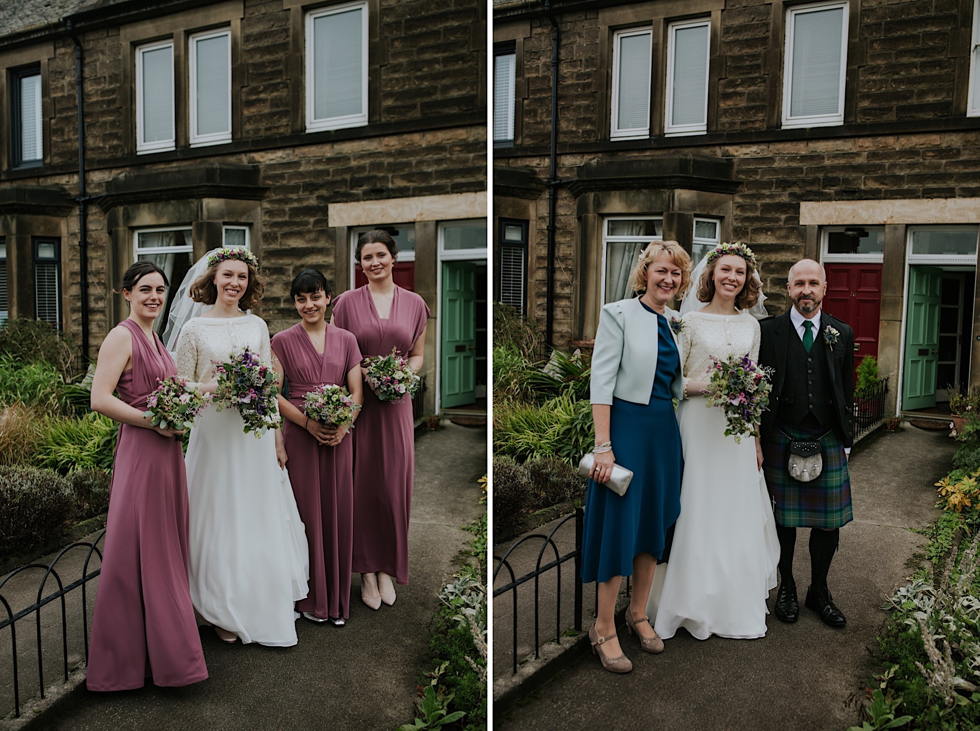bellfield portobello wedding photos