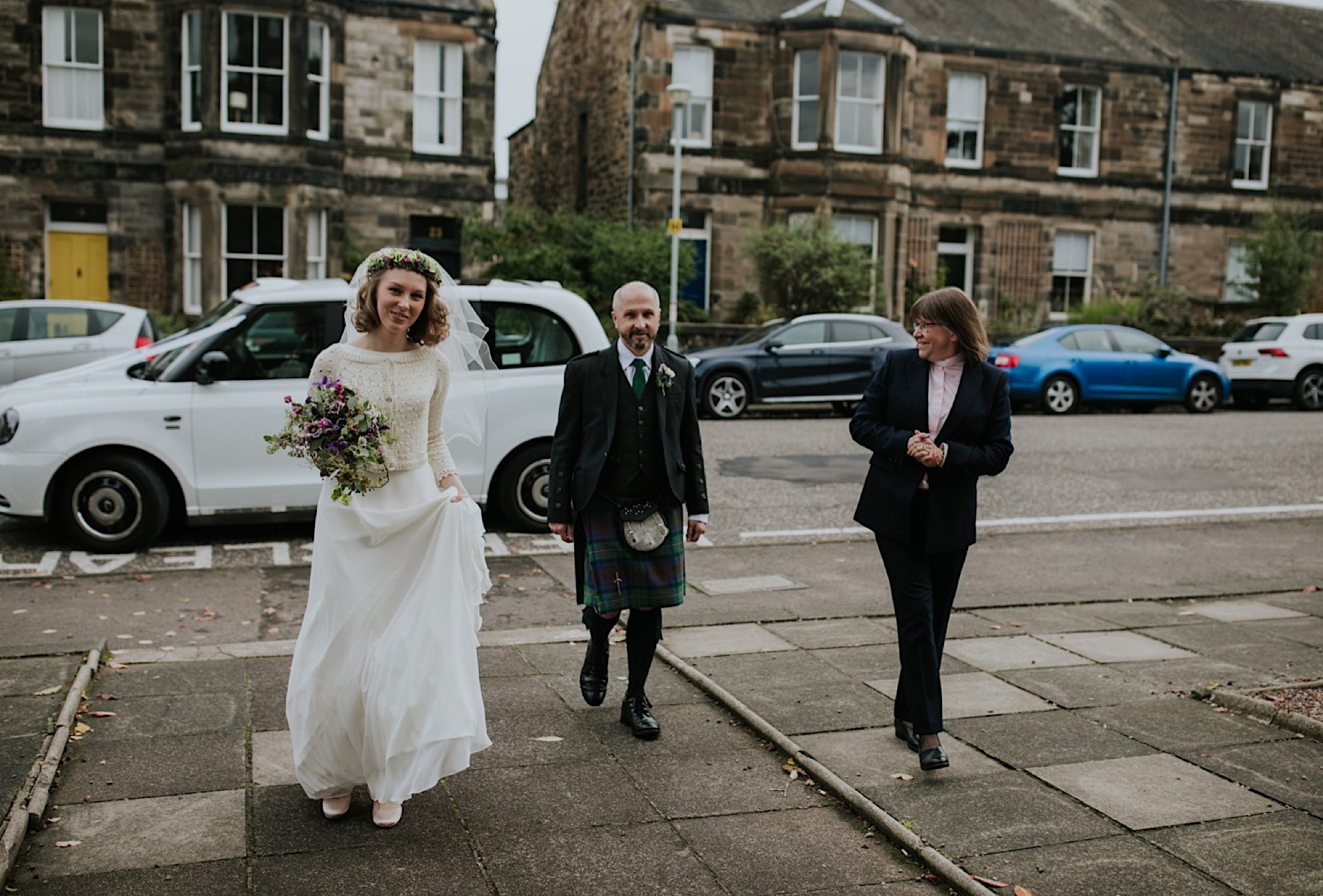 edinburgh wedding photographer bellfield