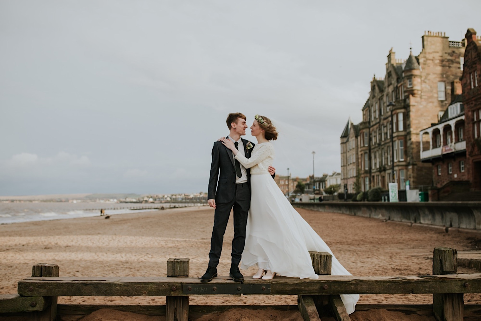 bellfield edinburgh wedding photos
