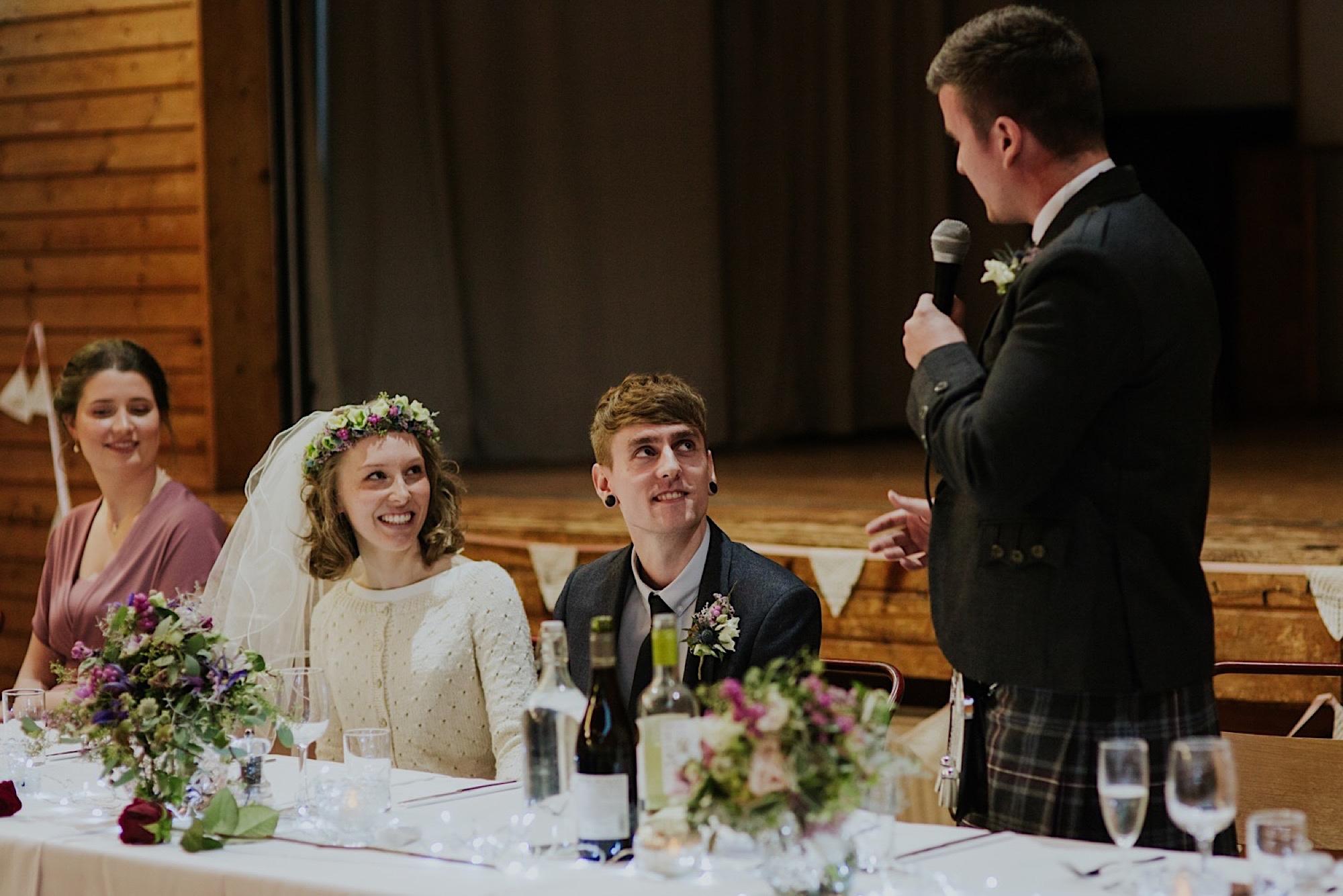 alternative wedding photographer edinburgh