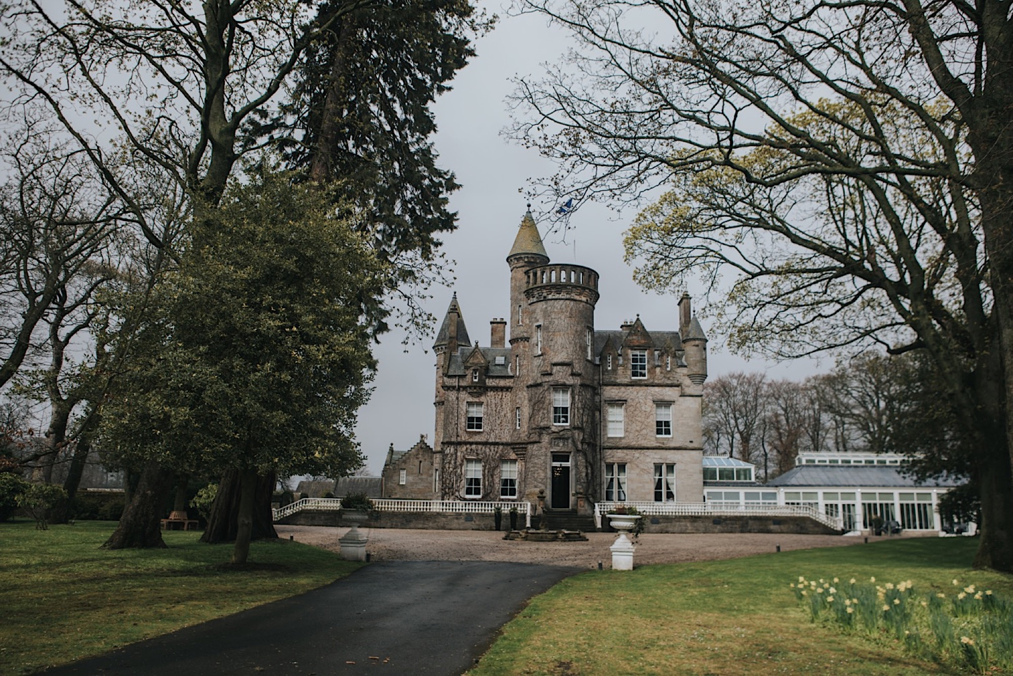 carlowrie castle edinburgh wedding venue