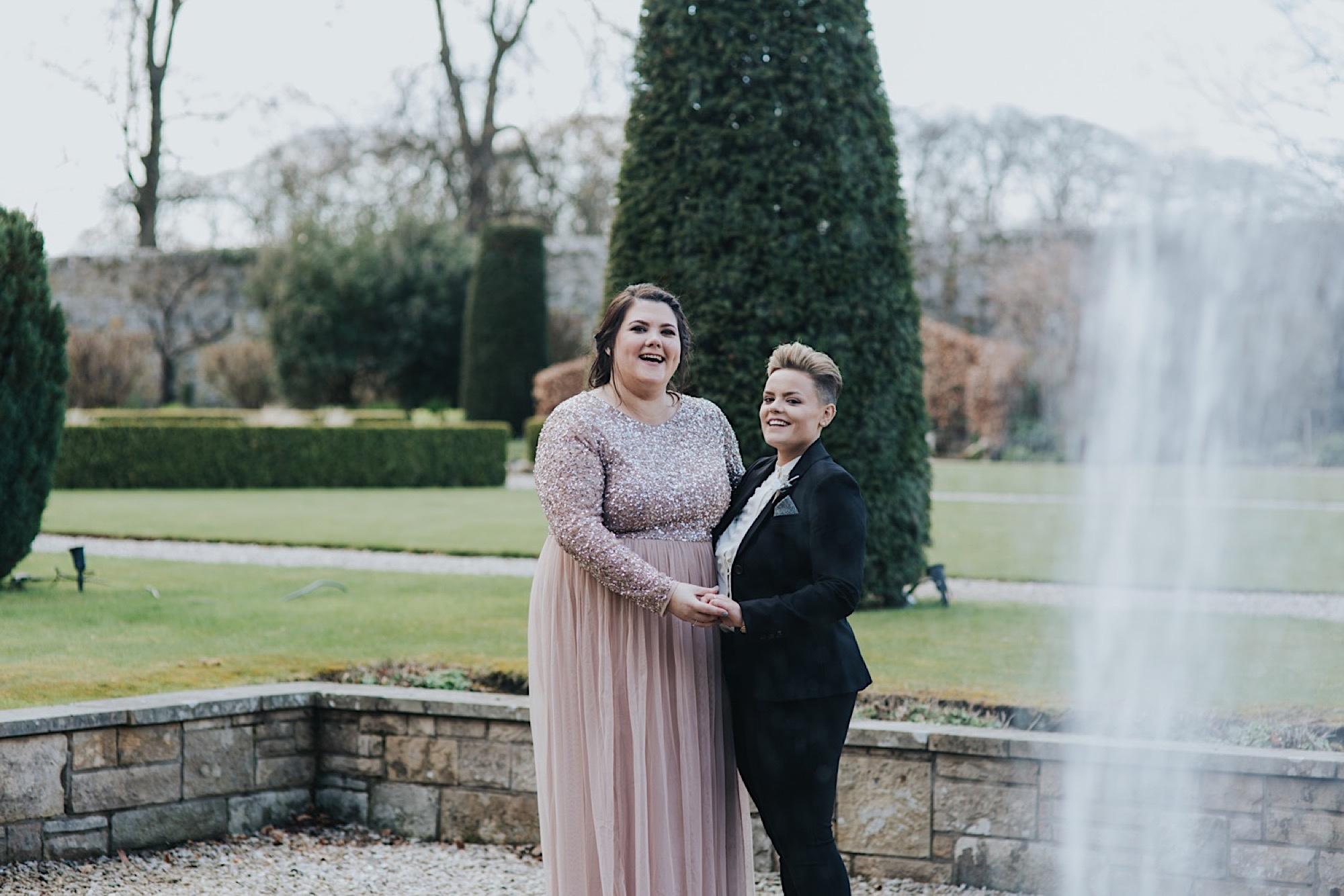 best edinburgh wedding venues carlowrie castle