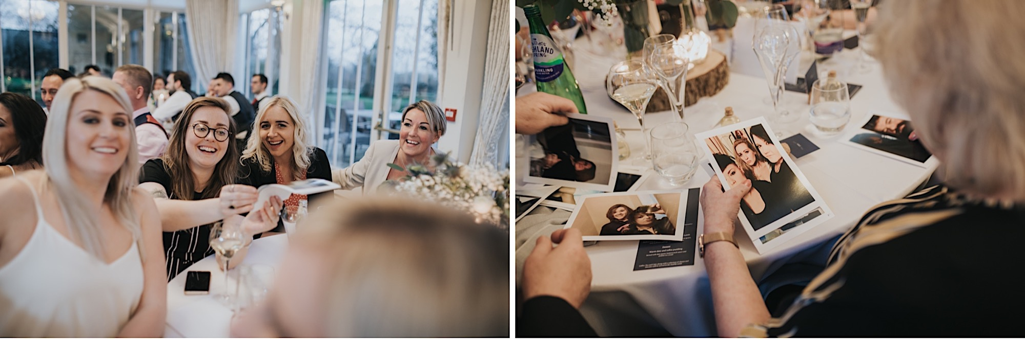 natural stylish edinburgh wedding photographer