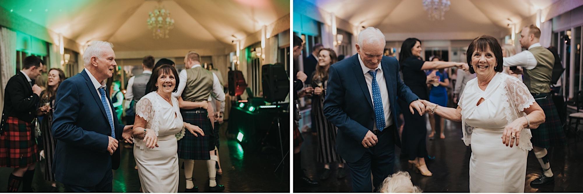 carlowrie castle wedding photos