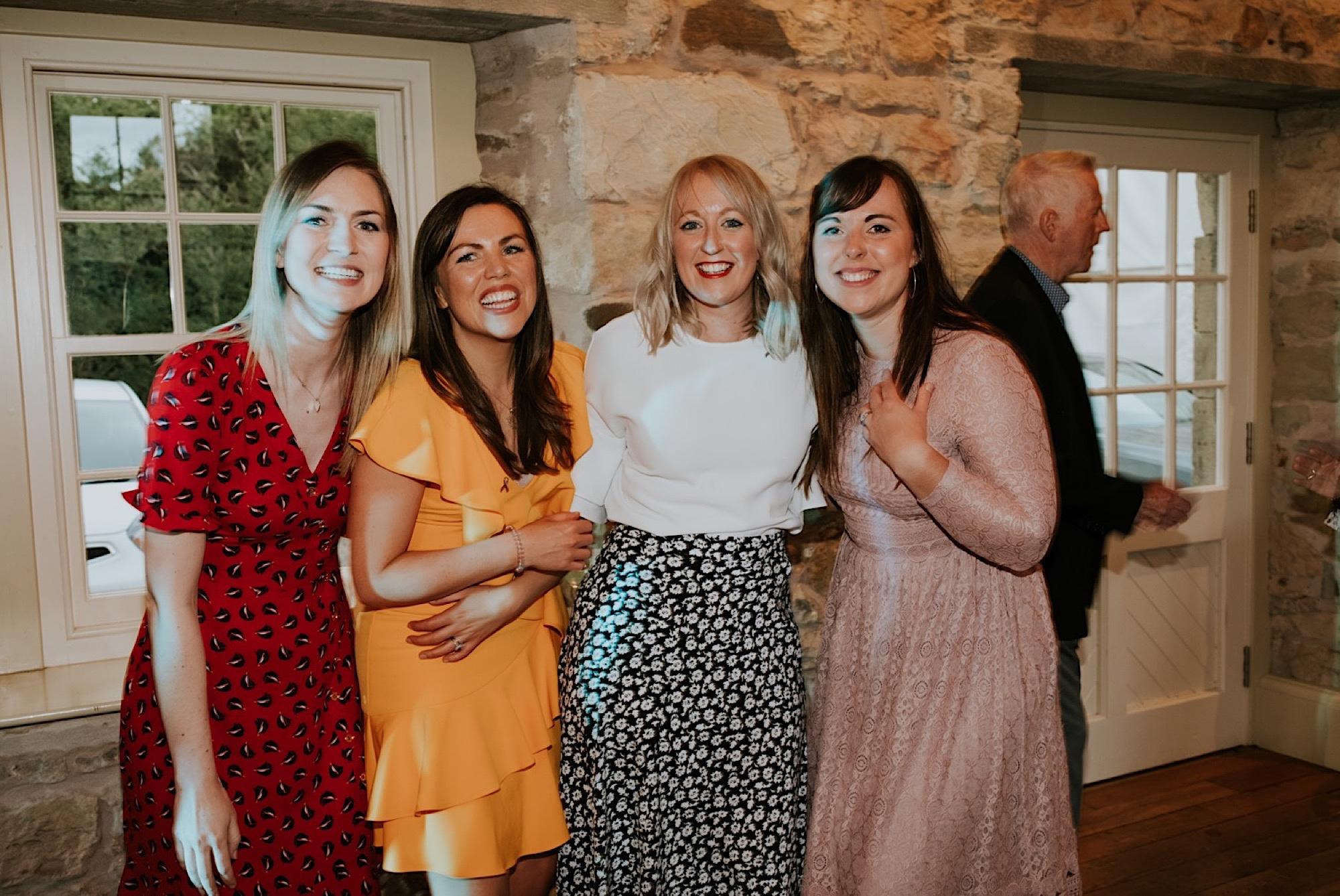 kirknewton stables wedding photos