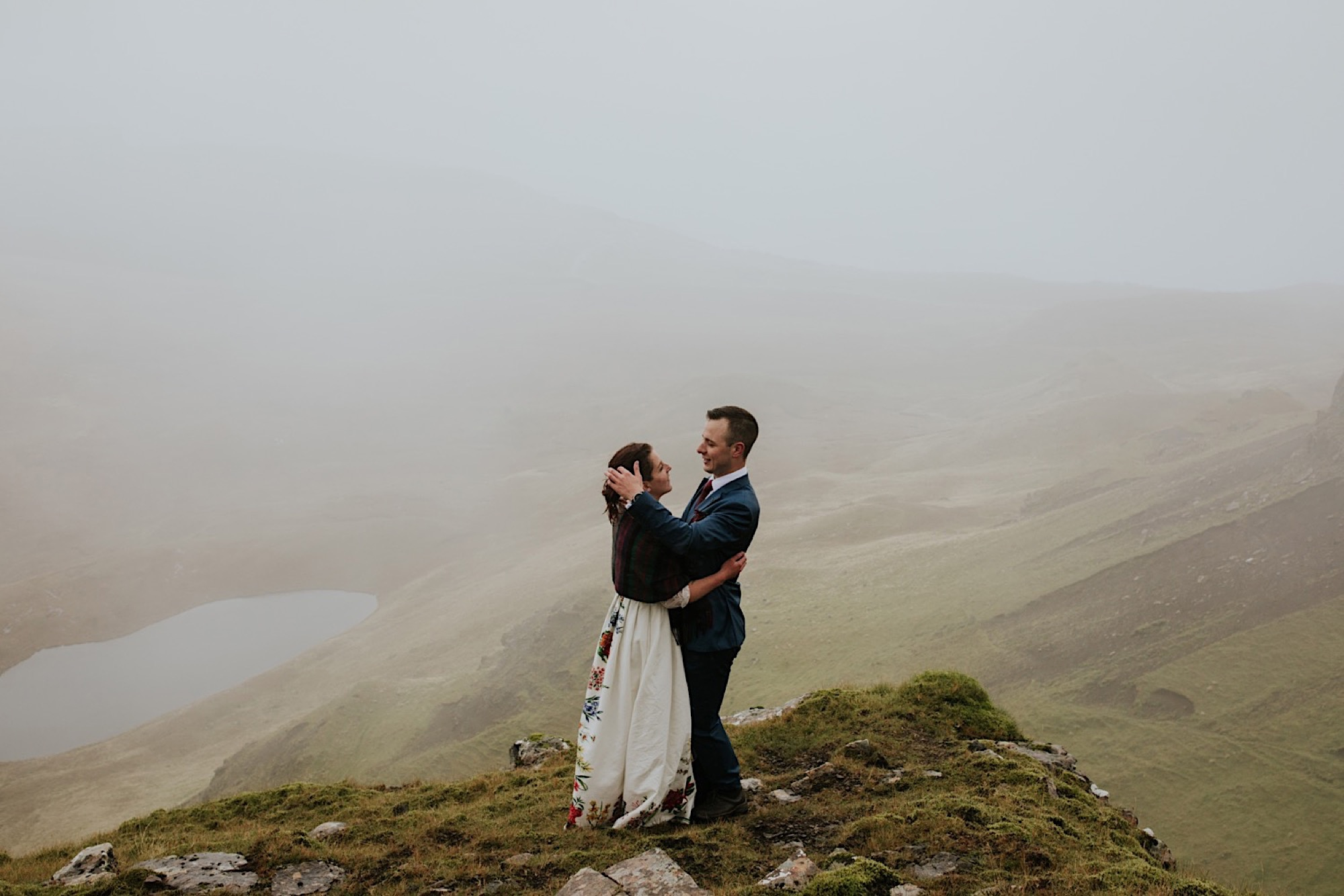 old man of storr skye wedding
