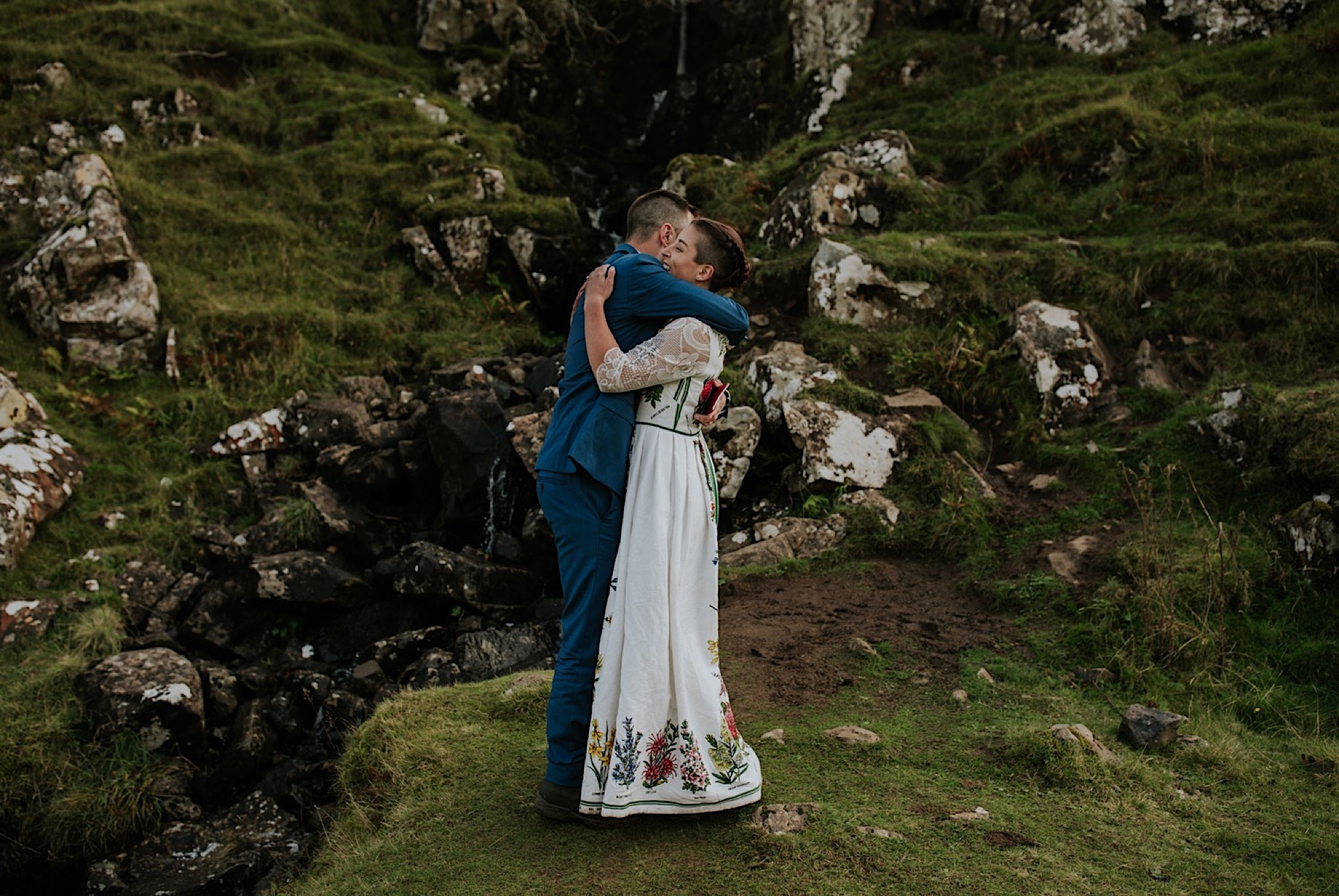 fairy glen elopement photographer