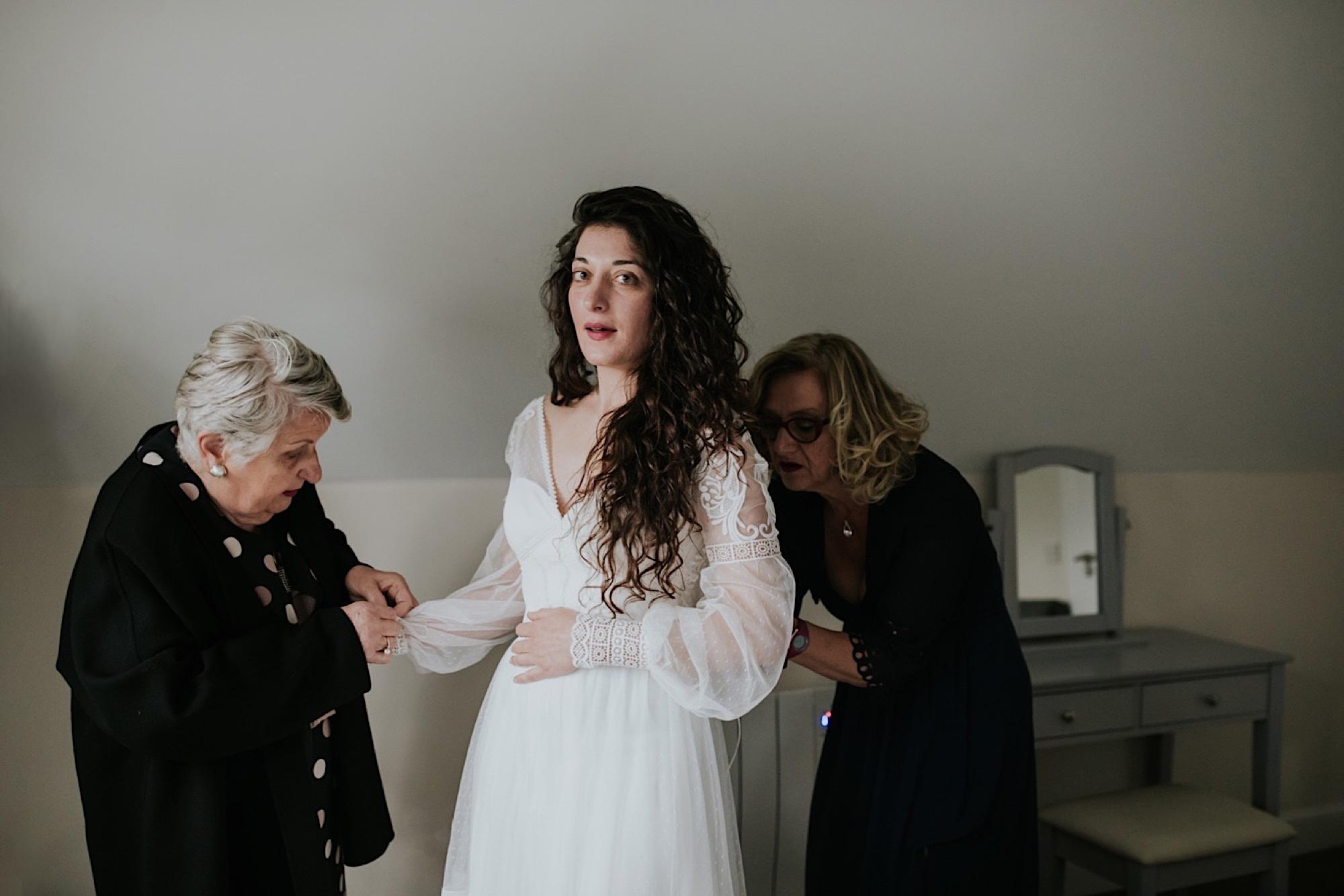inglewood house wedding