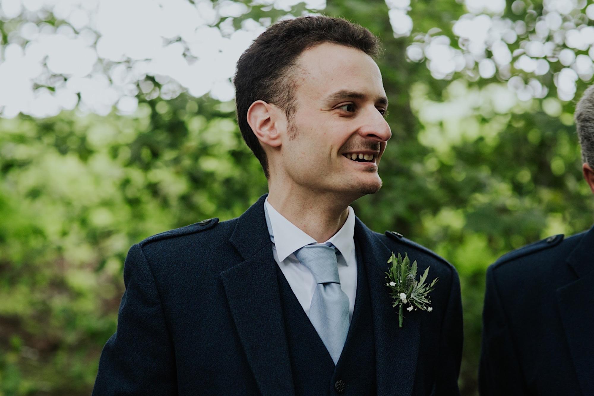 italian elopement wedding