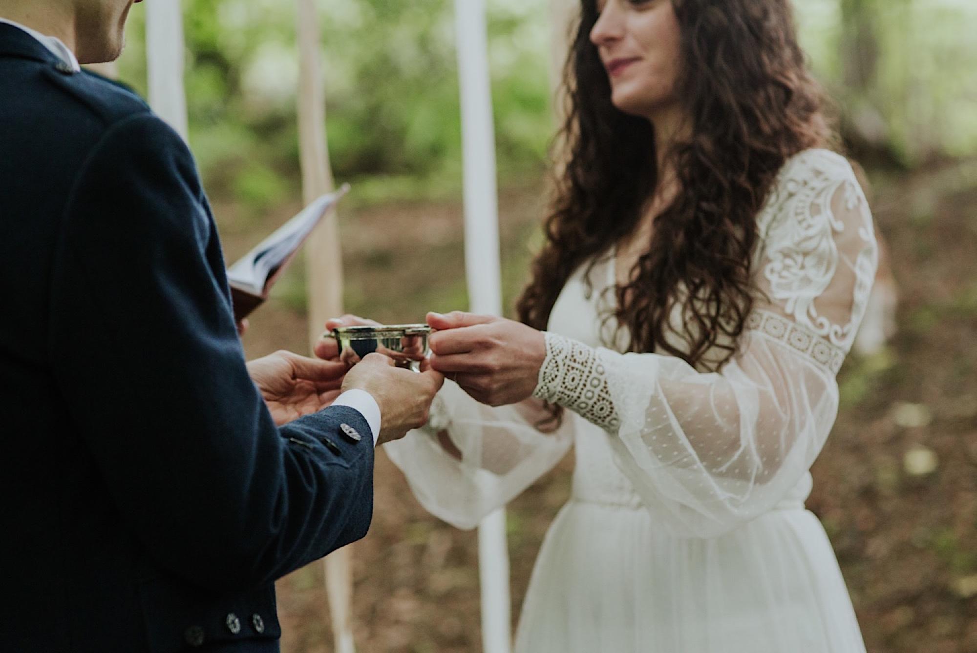 quaich ceremony scottish wedding